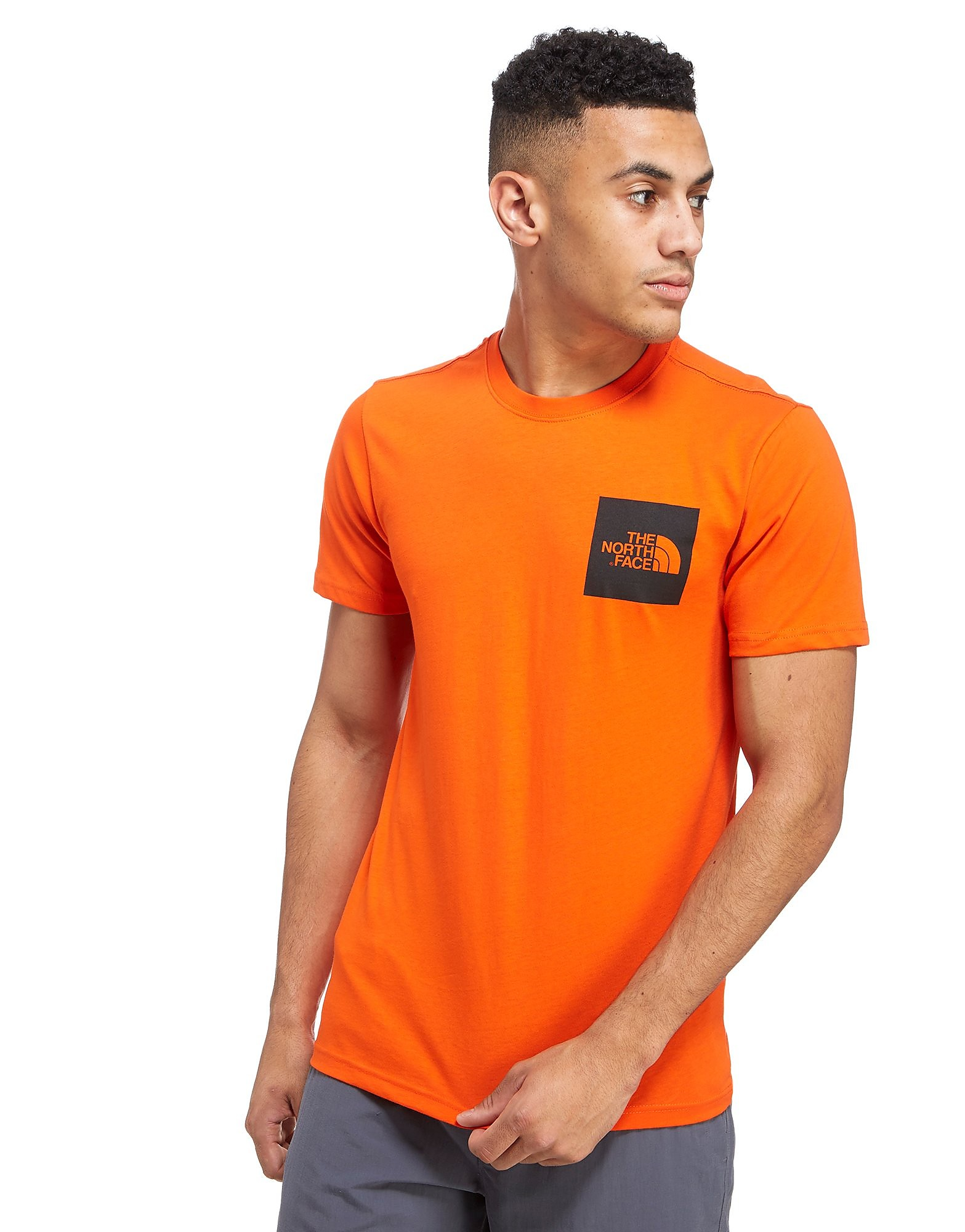 The North Face T-shirt Fine Box Homme