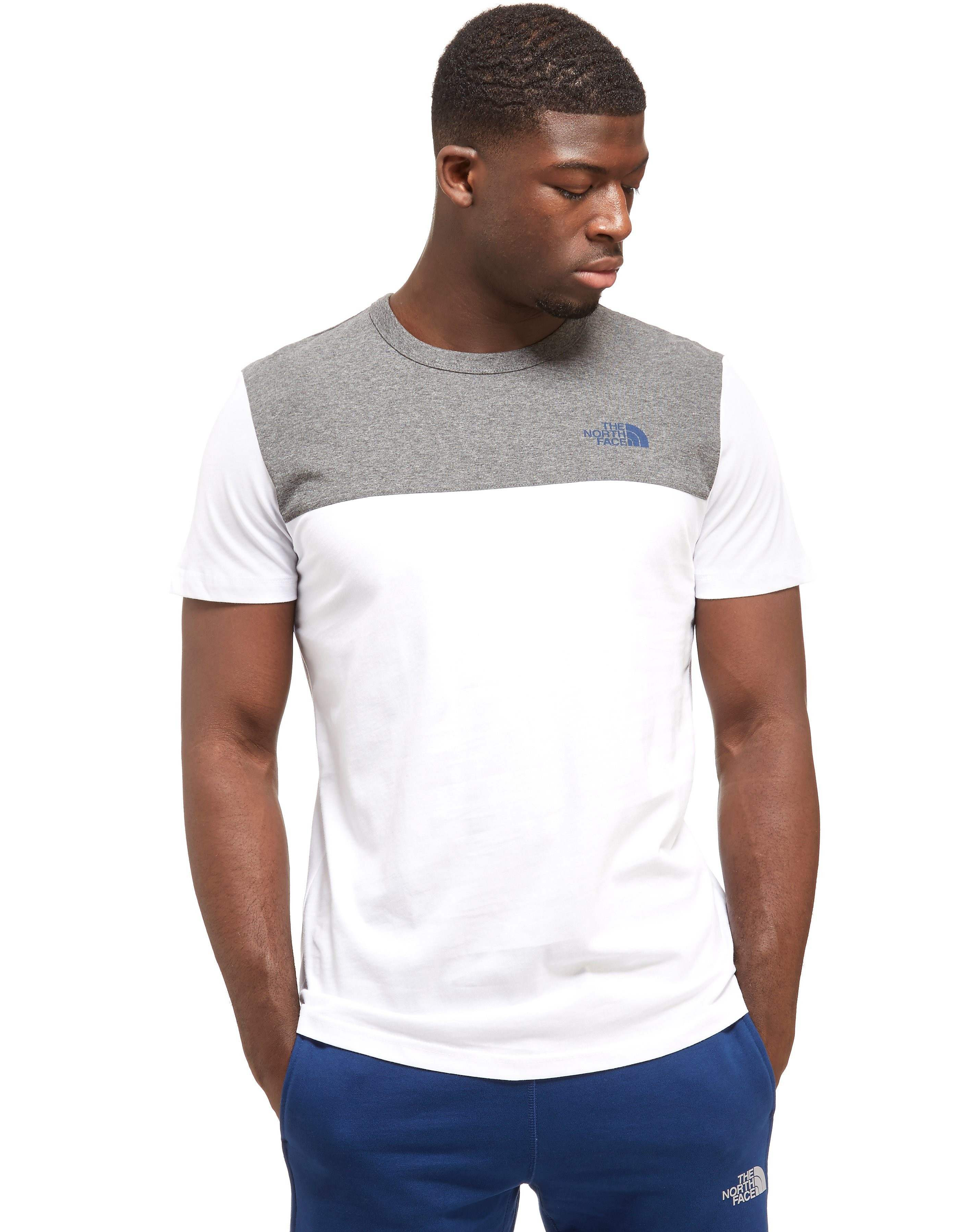 The North Face Colour Block T-shirt