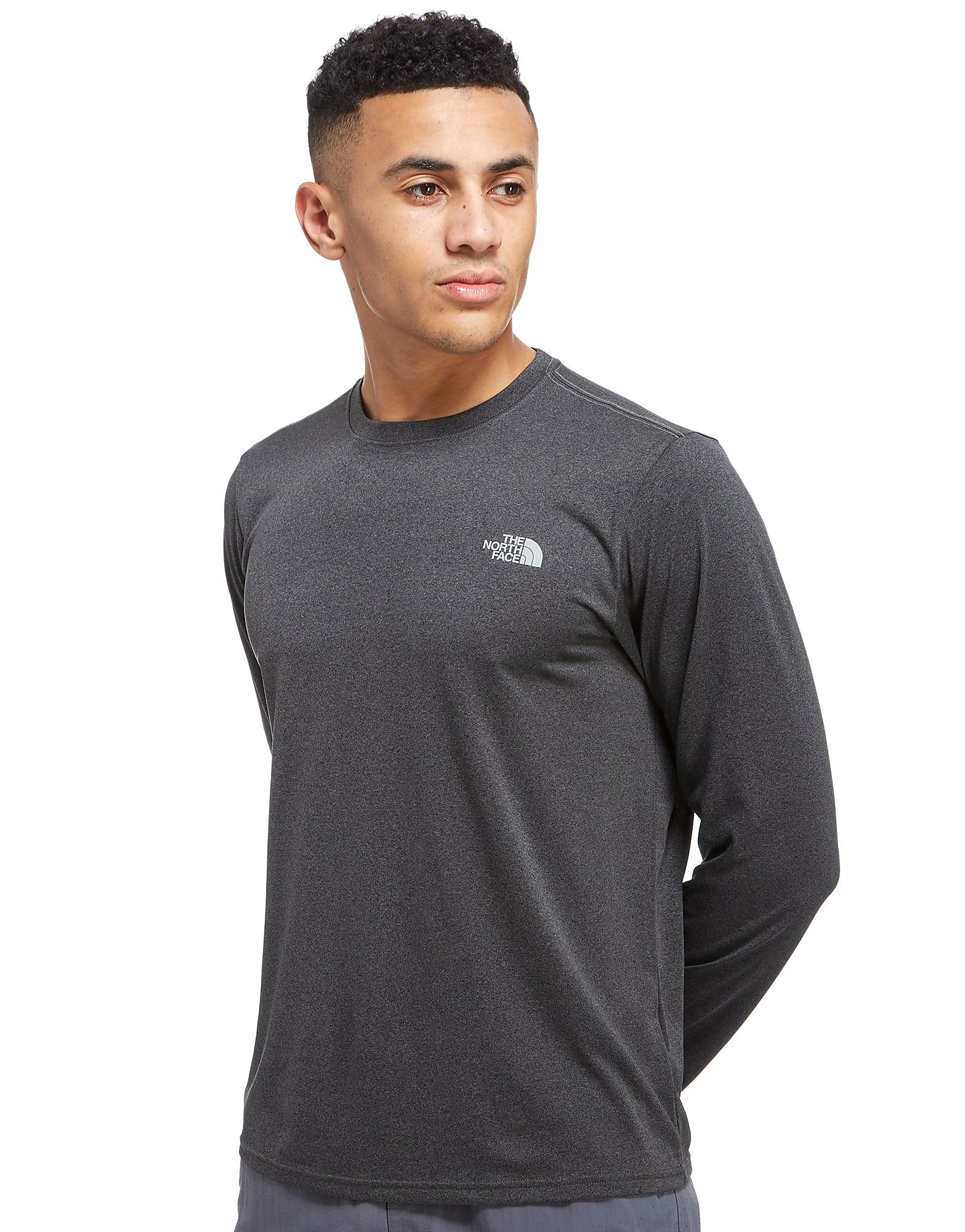 The North Face T-shirt MA Reaxion Long Sleeved Homme