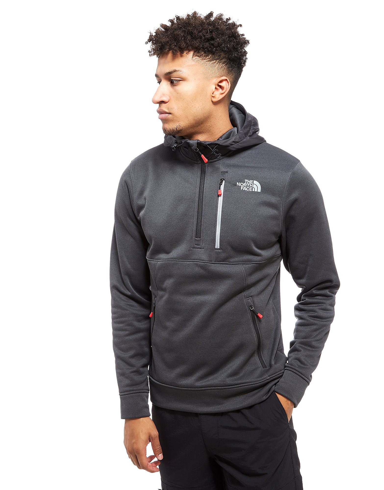 The North Face Mittelegi 1/4 Zip Hoodie Heren