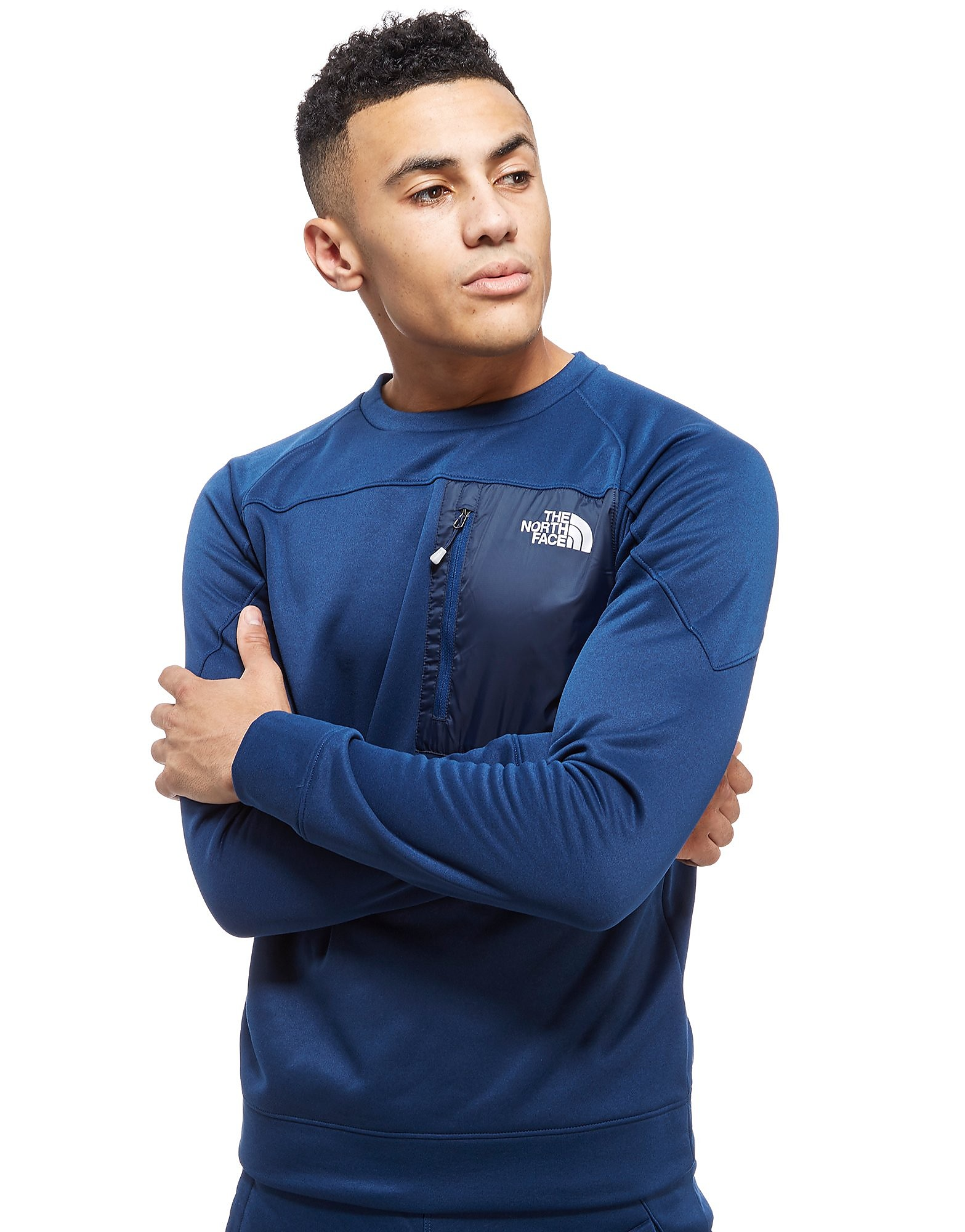 The North Face Mittelegi Crew Sweatshirt Heren