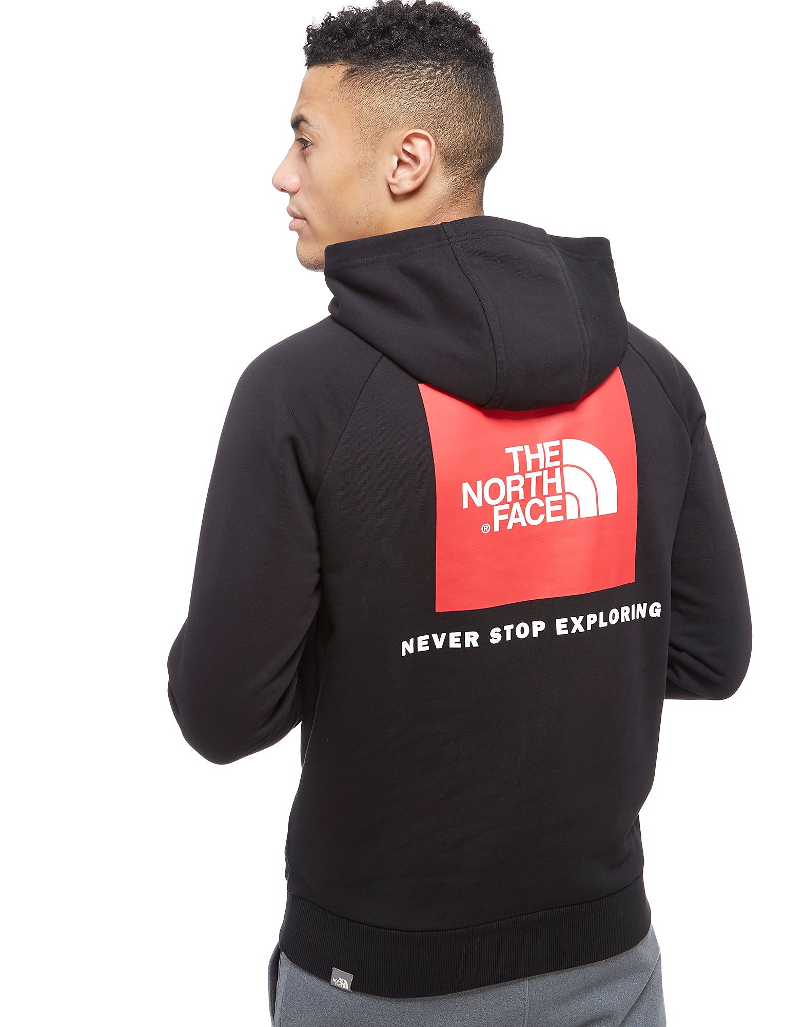 The North Face Raglan Redbox Felpa con Cappuccio