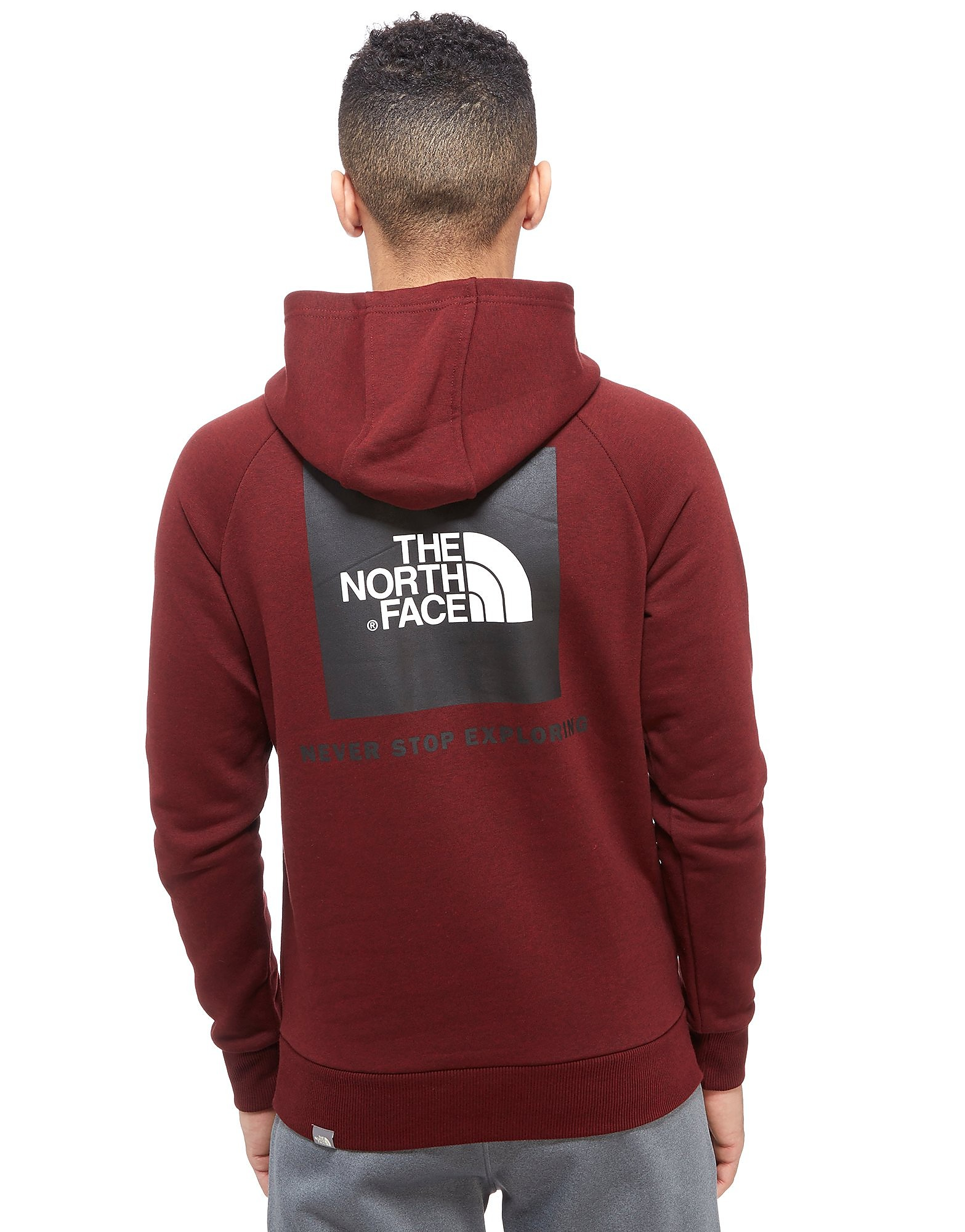The North Face Raglan Redbox Hoodie Heren