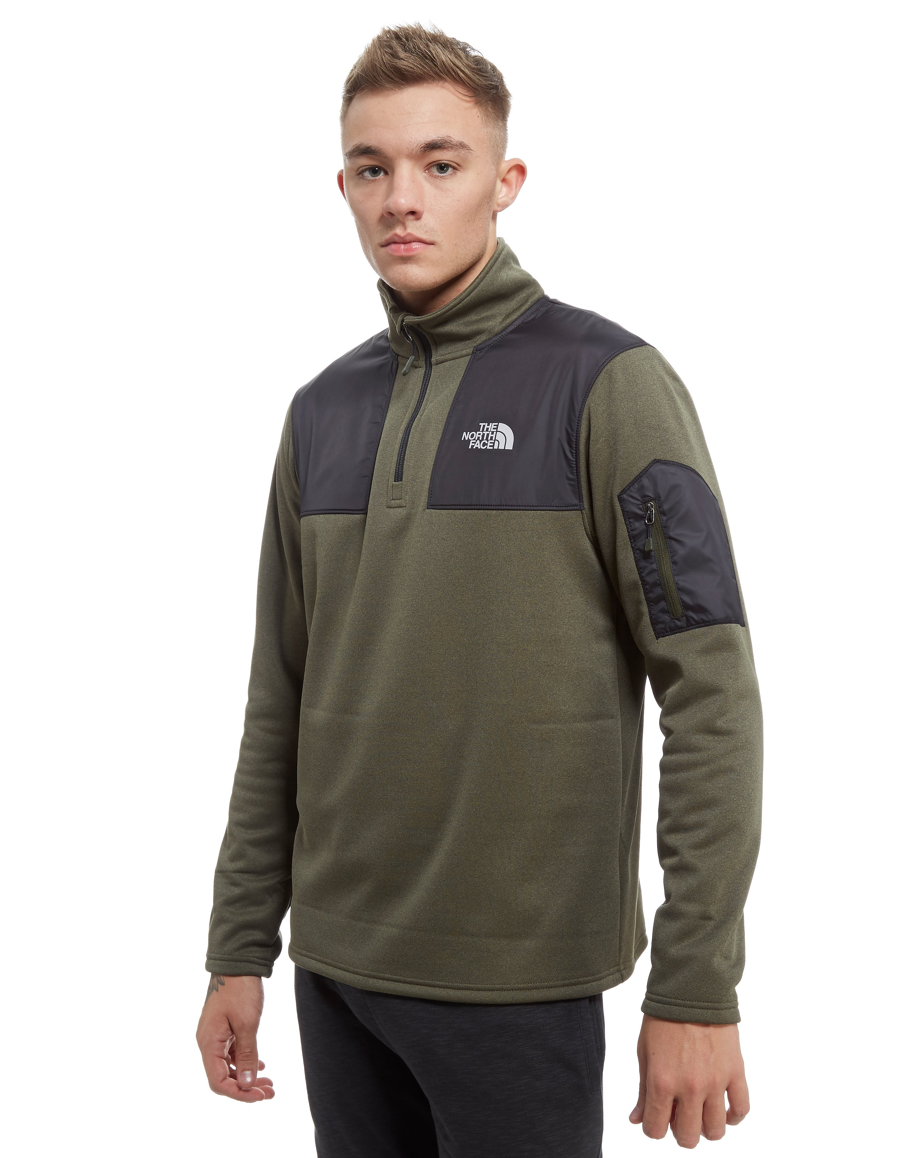 The North Face 1985 Tech Delta 1/4 Zip Hoodie