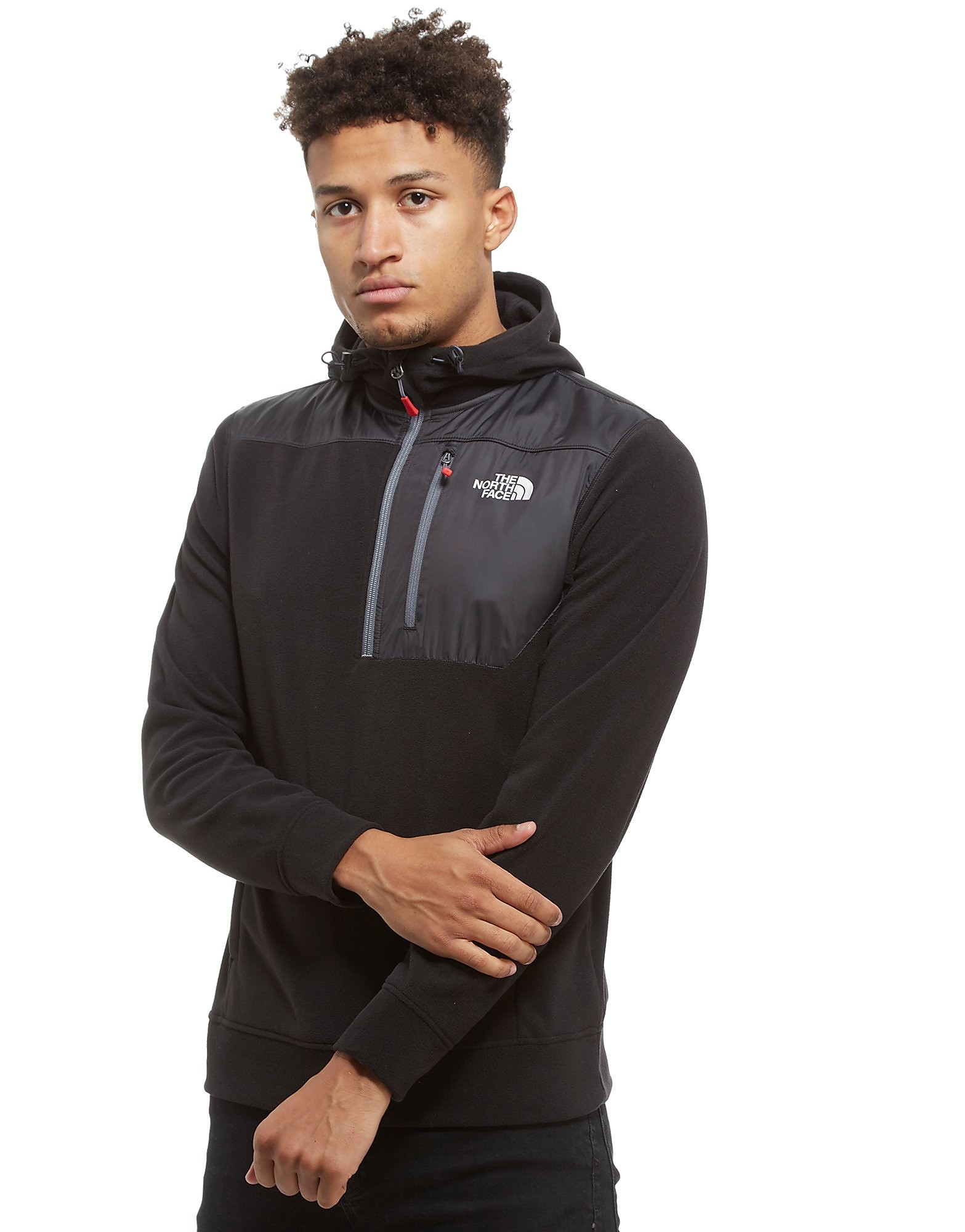 The North Face Hawker 1/4 Zip Hoodie