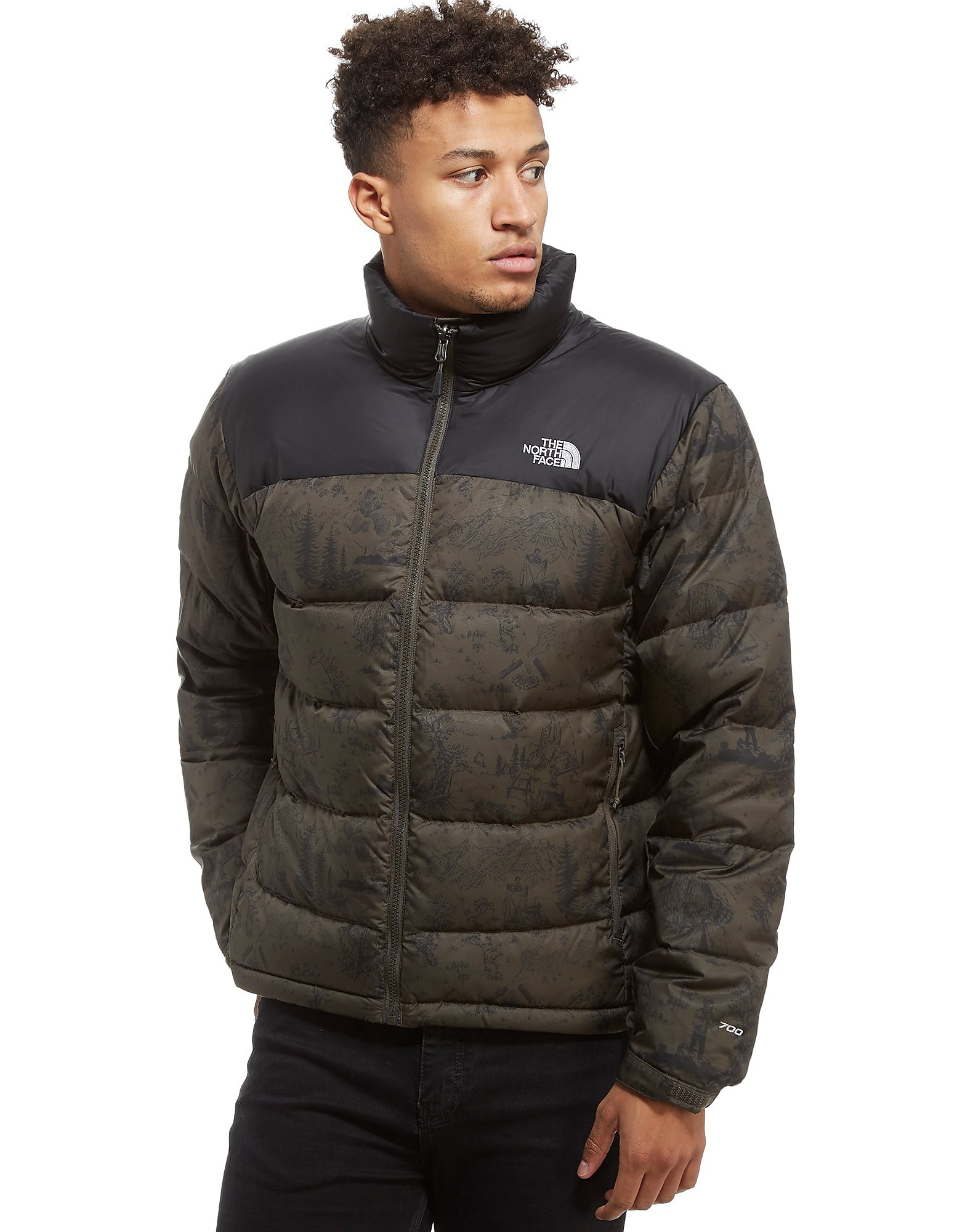 The North Face Nuptse 2 Jacke