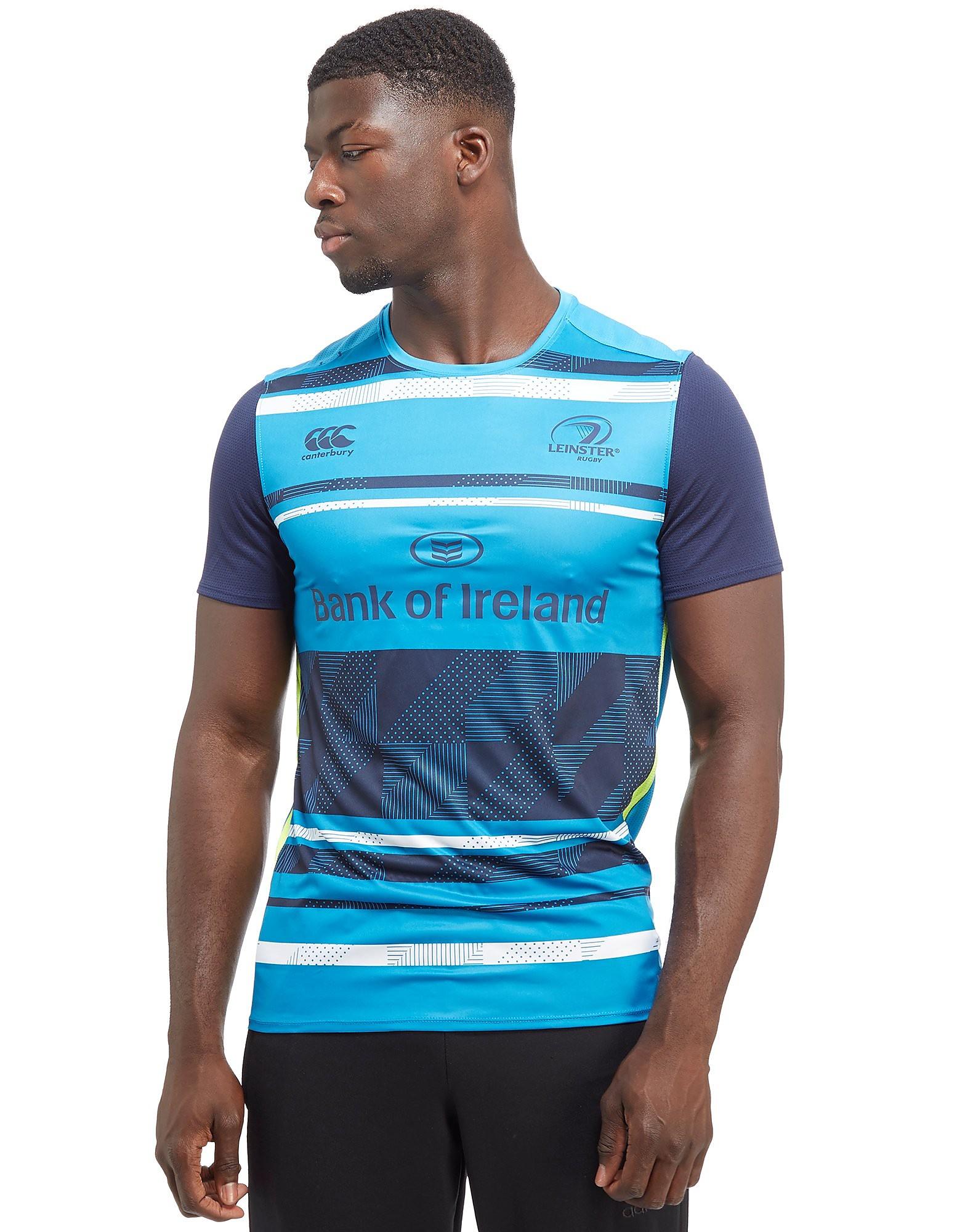 Canterbury Leinster Vapodri+ Poly Graphic T-Shirt