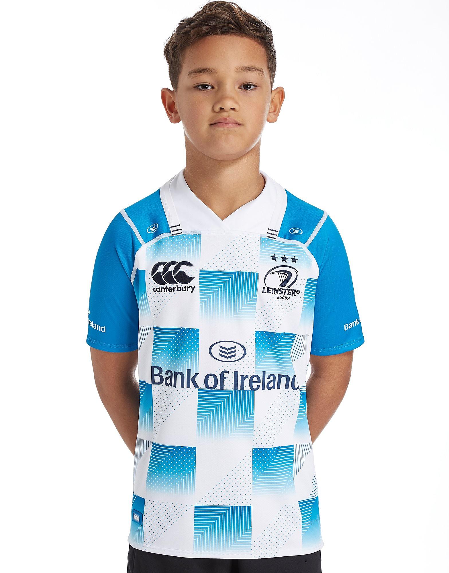 Canterbury Leinster Rugby 2017/18 Shirt Junior