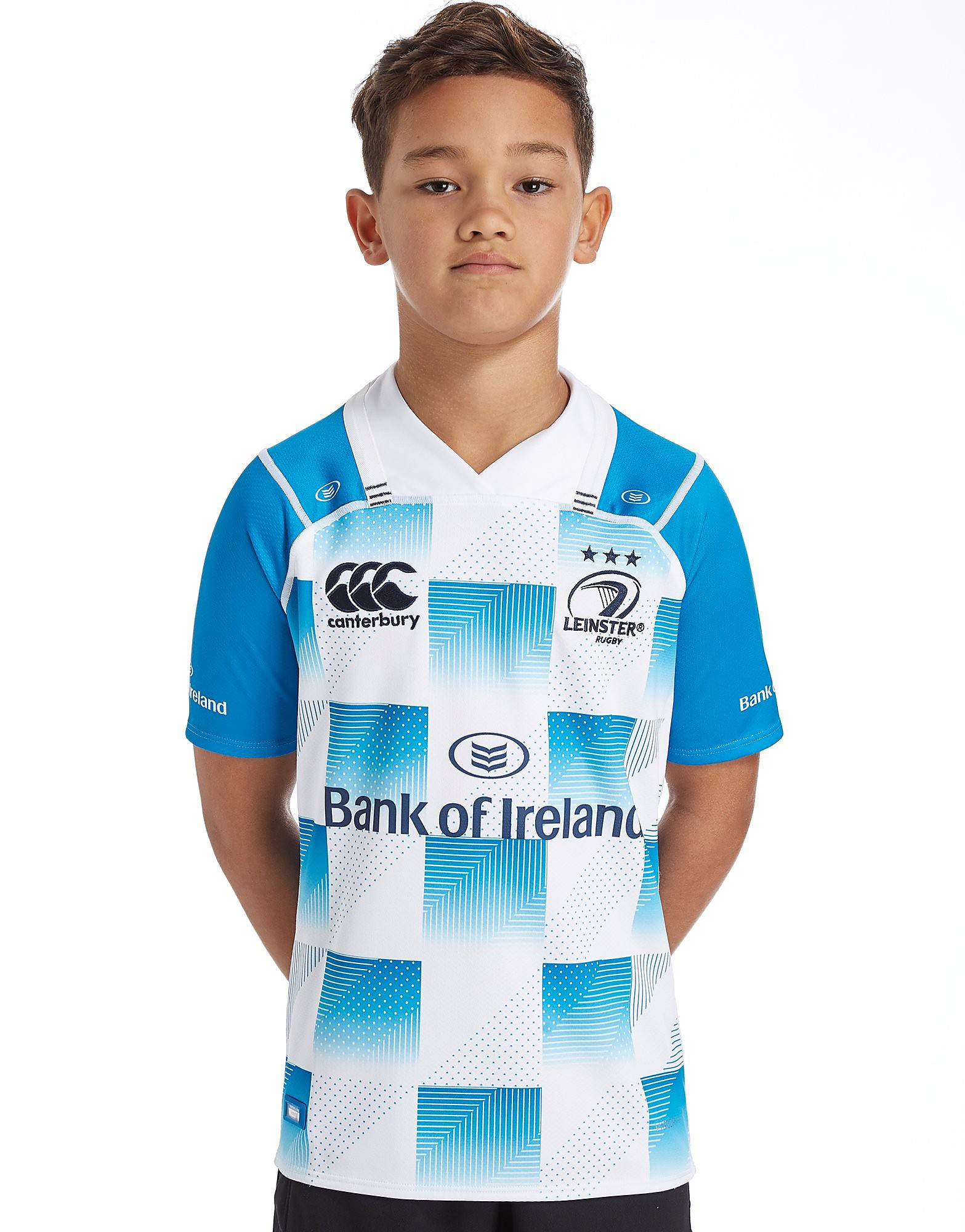 Canterbury Leinster Rugby 2017/18 Away Shirt Junior