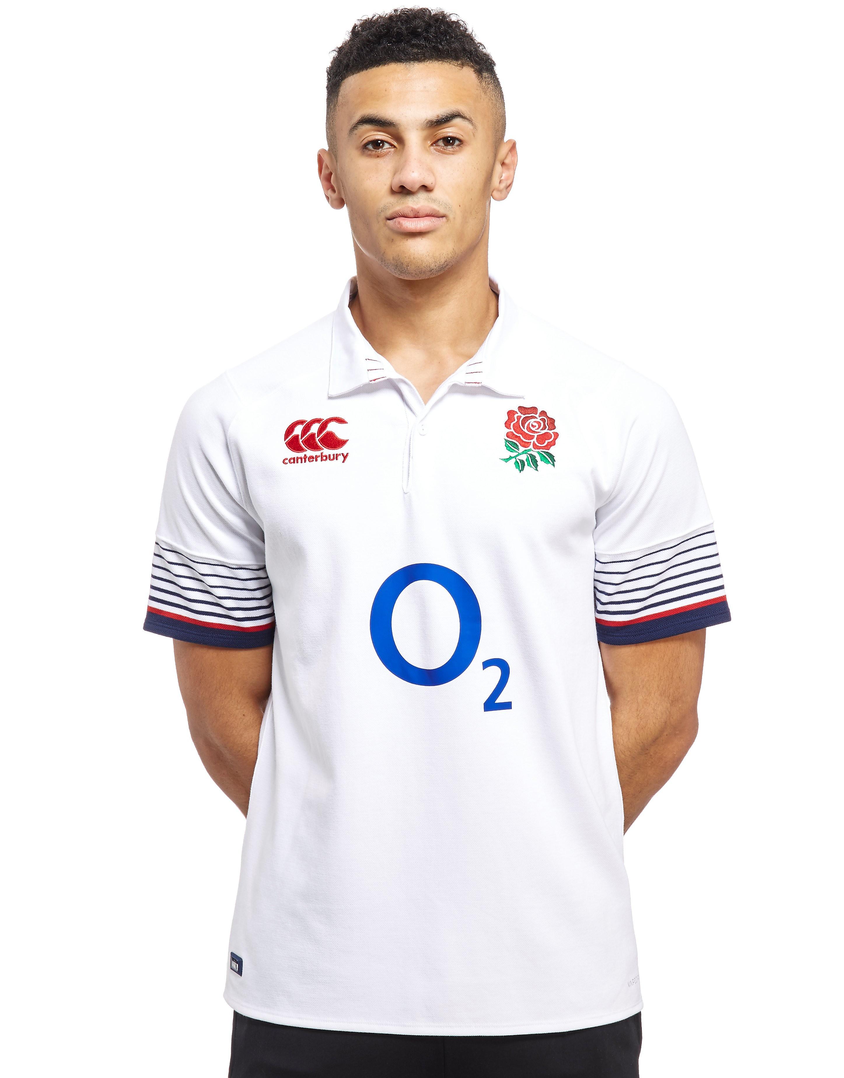 Canterbury England RFU 2017/18 Home Classic Shirt