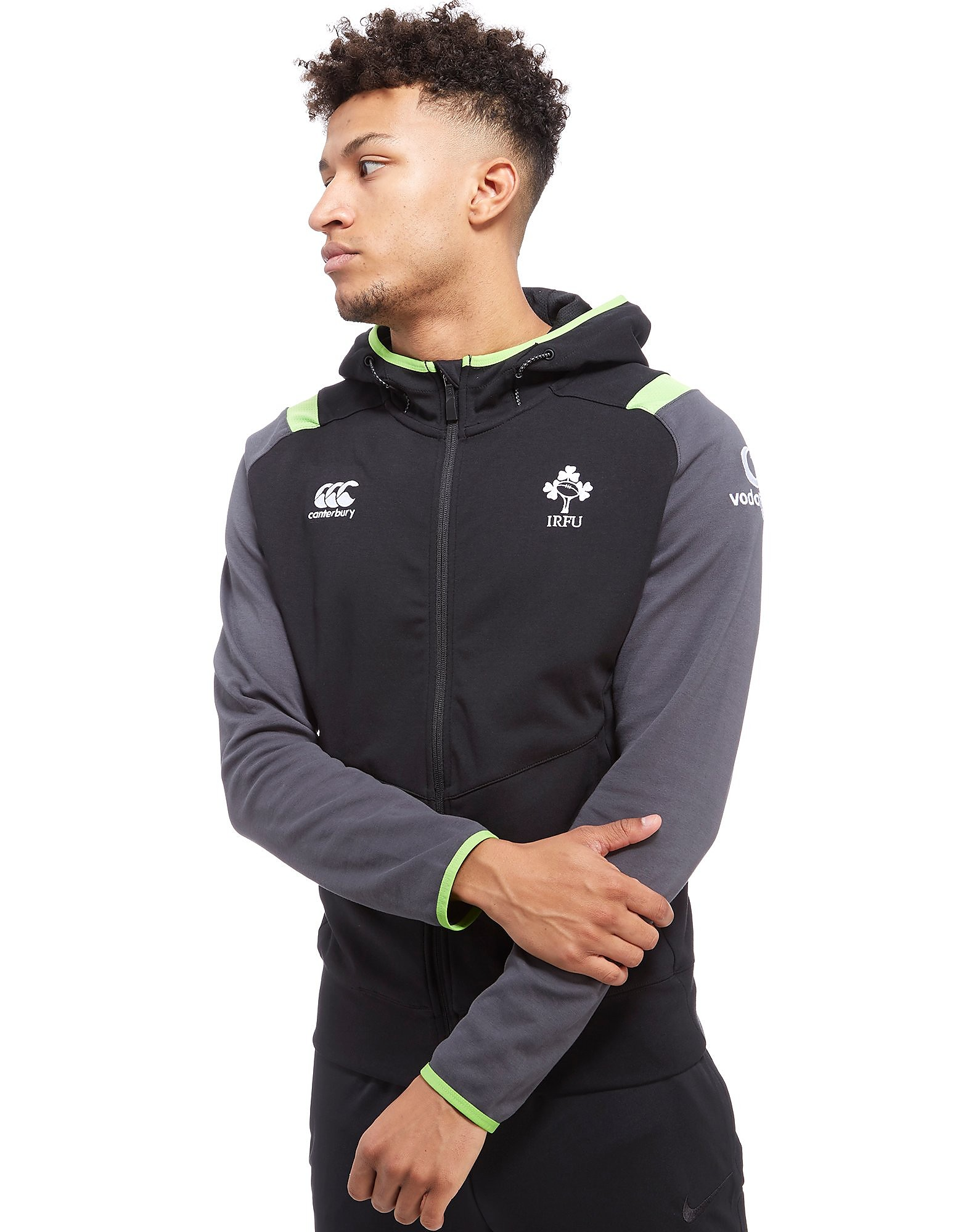 Canterbury Ireland RFU Training Hoody