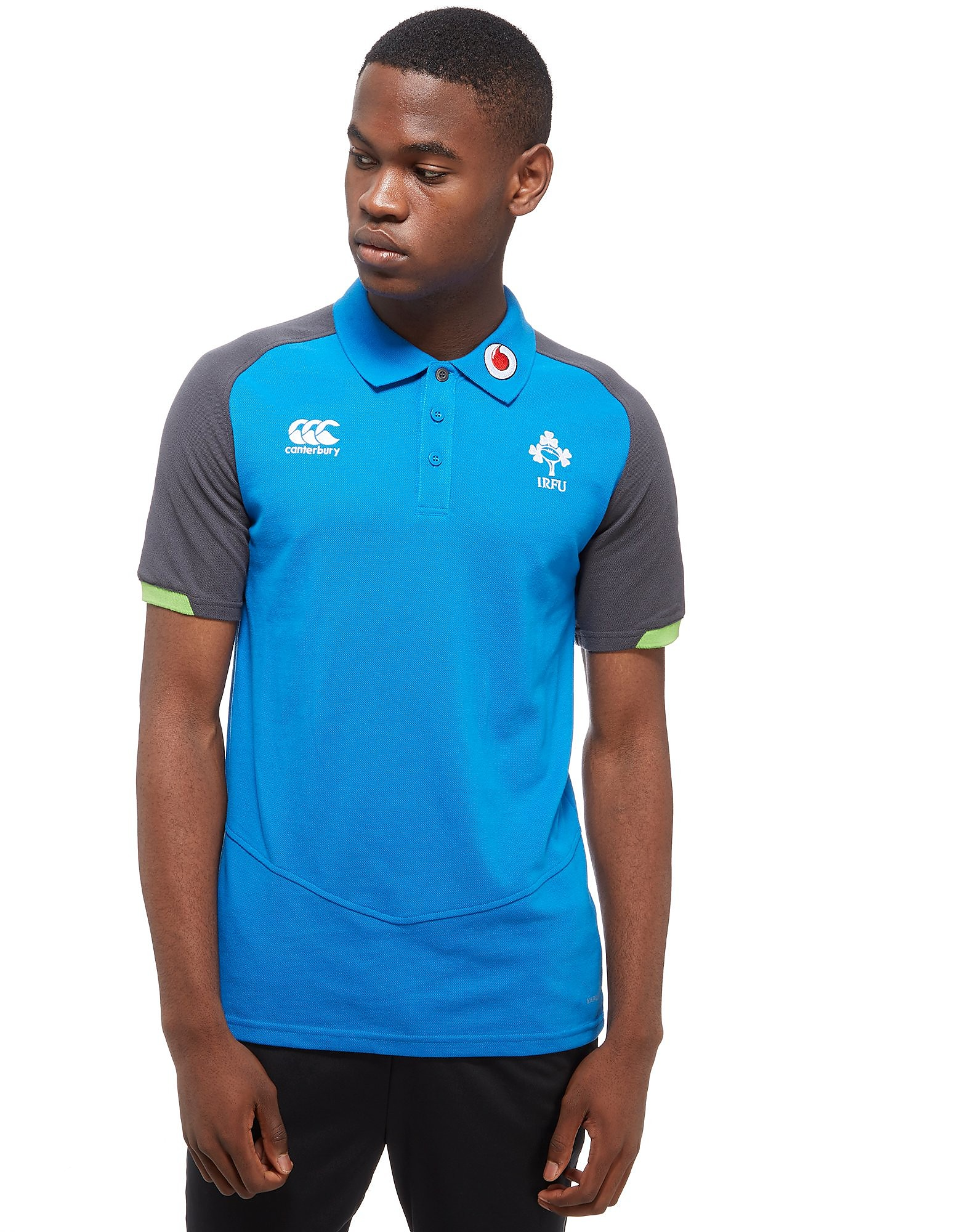 Canterbury Ireland RFU Training Polo Shirt