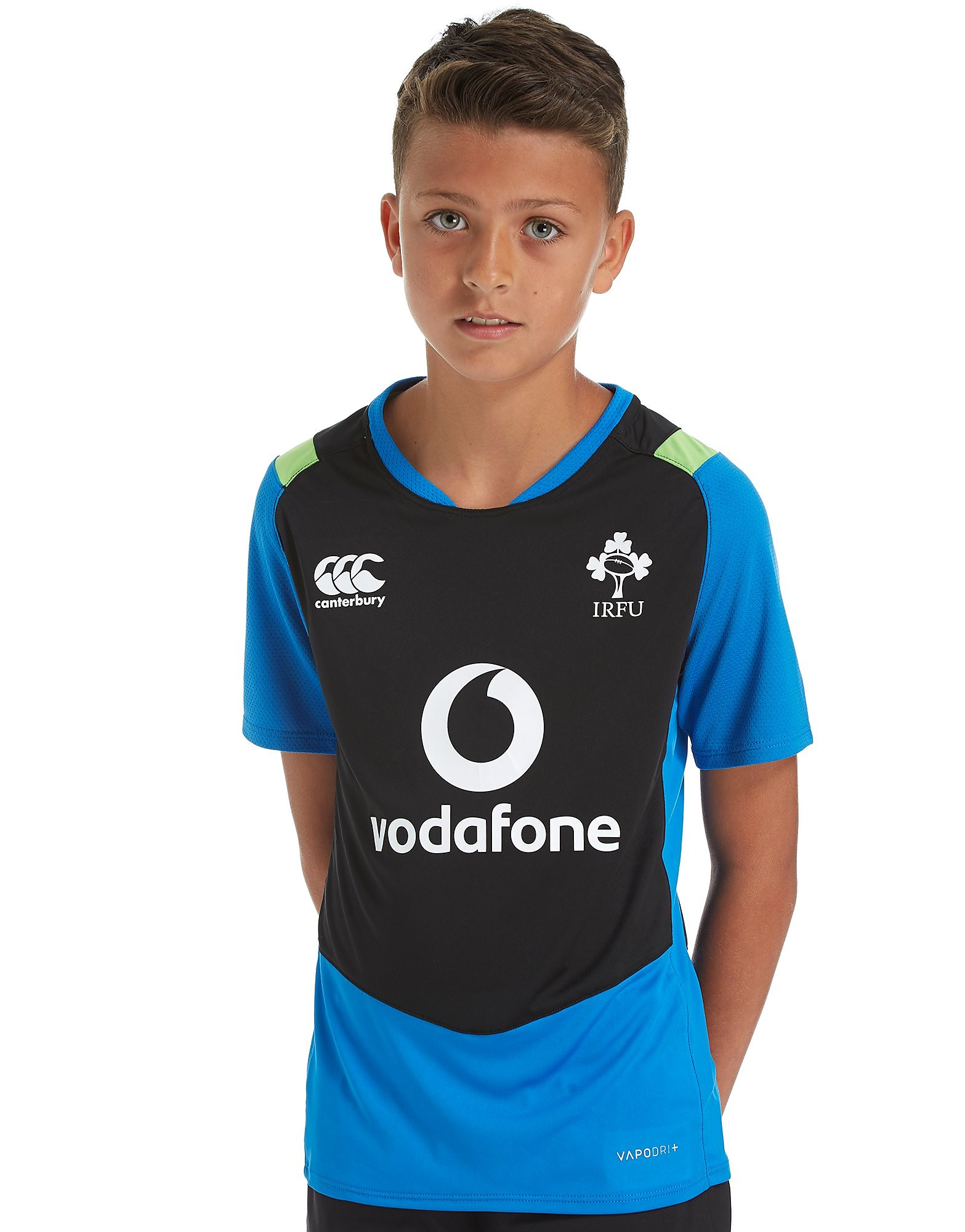 Canterbury Ireland RFU Training T-Shirt Juniors