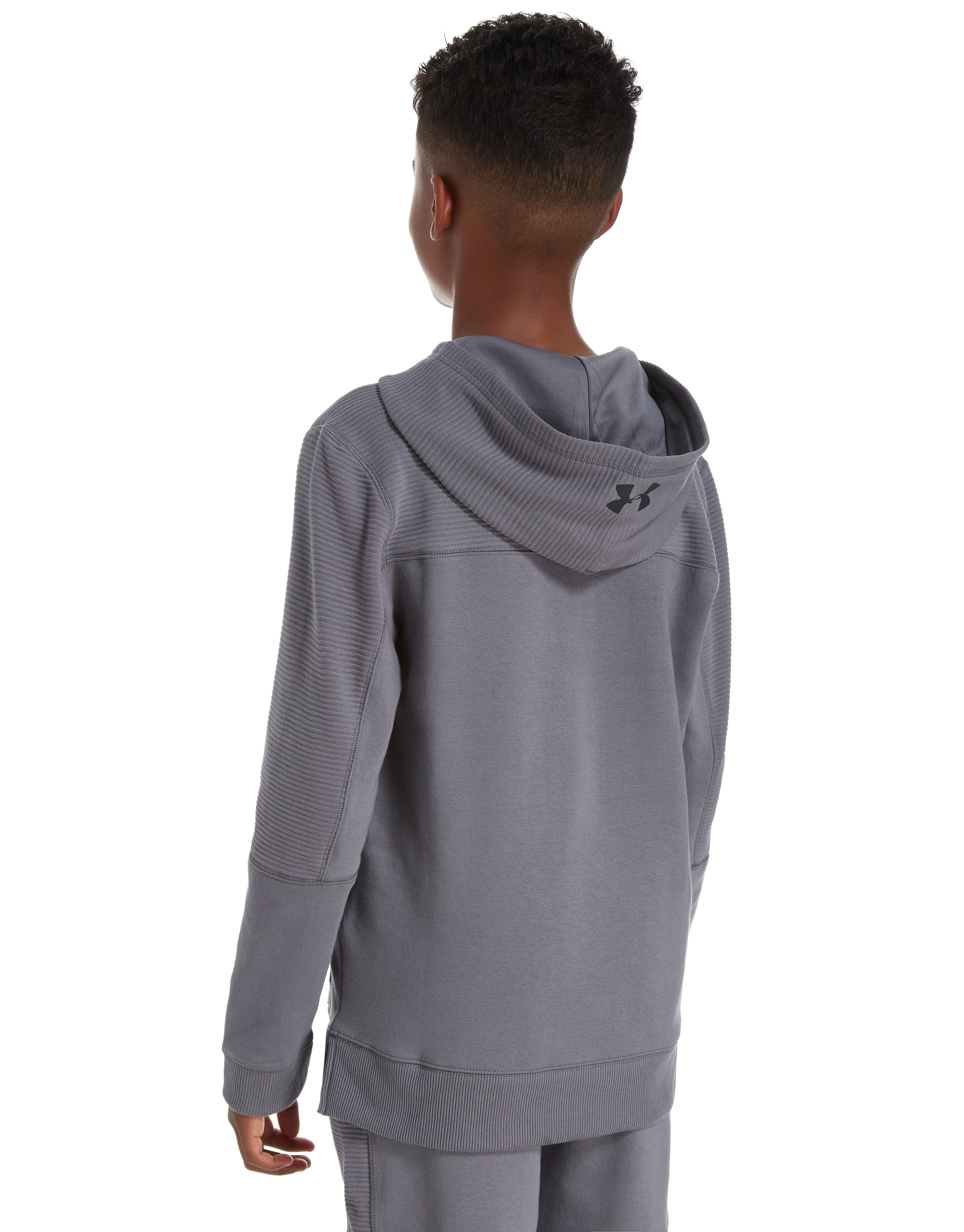 Under Armour Threadborne 1/4 Zip Hoody Junior