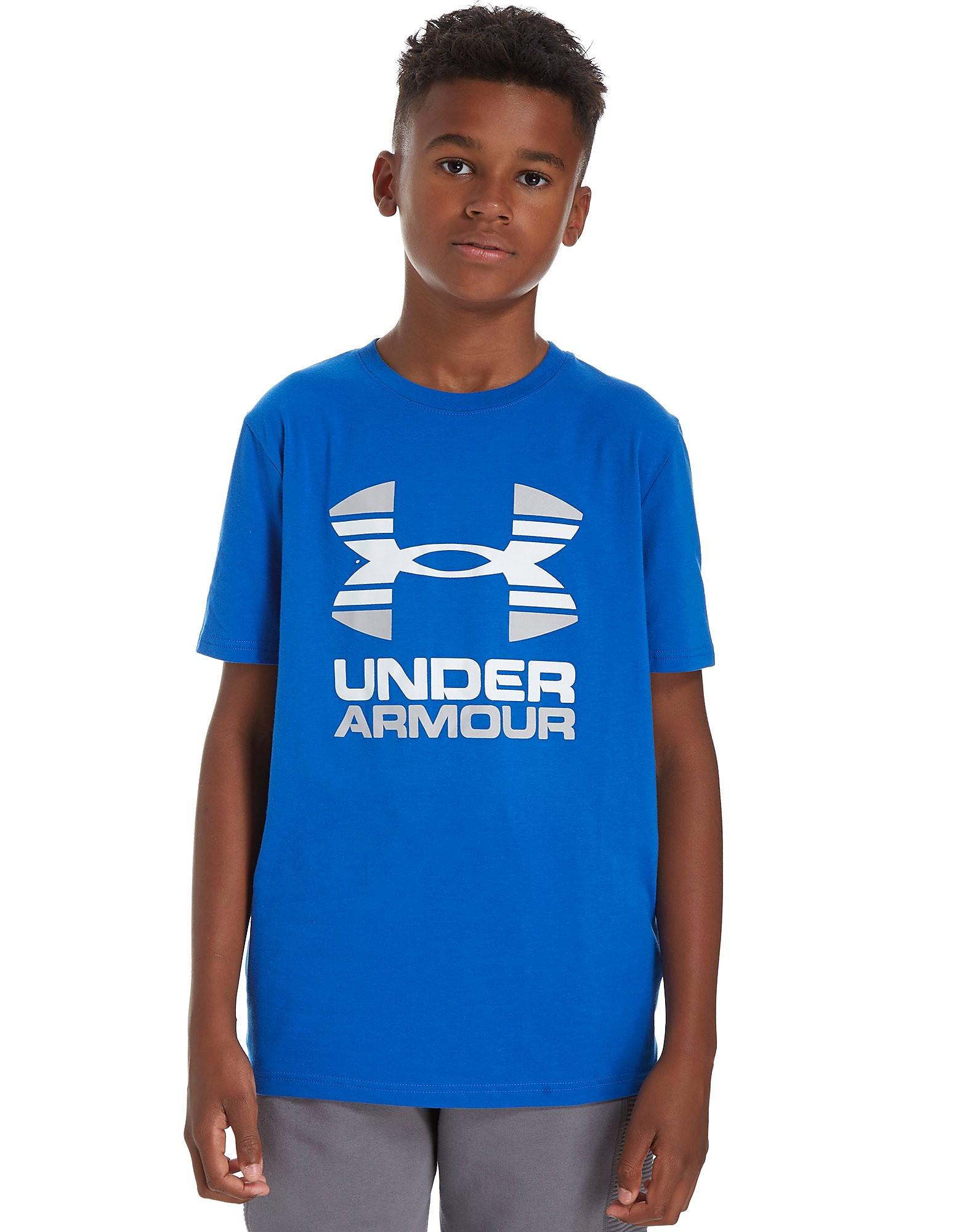 Under Armour Two Tone Logo T-Shirt Junior