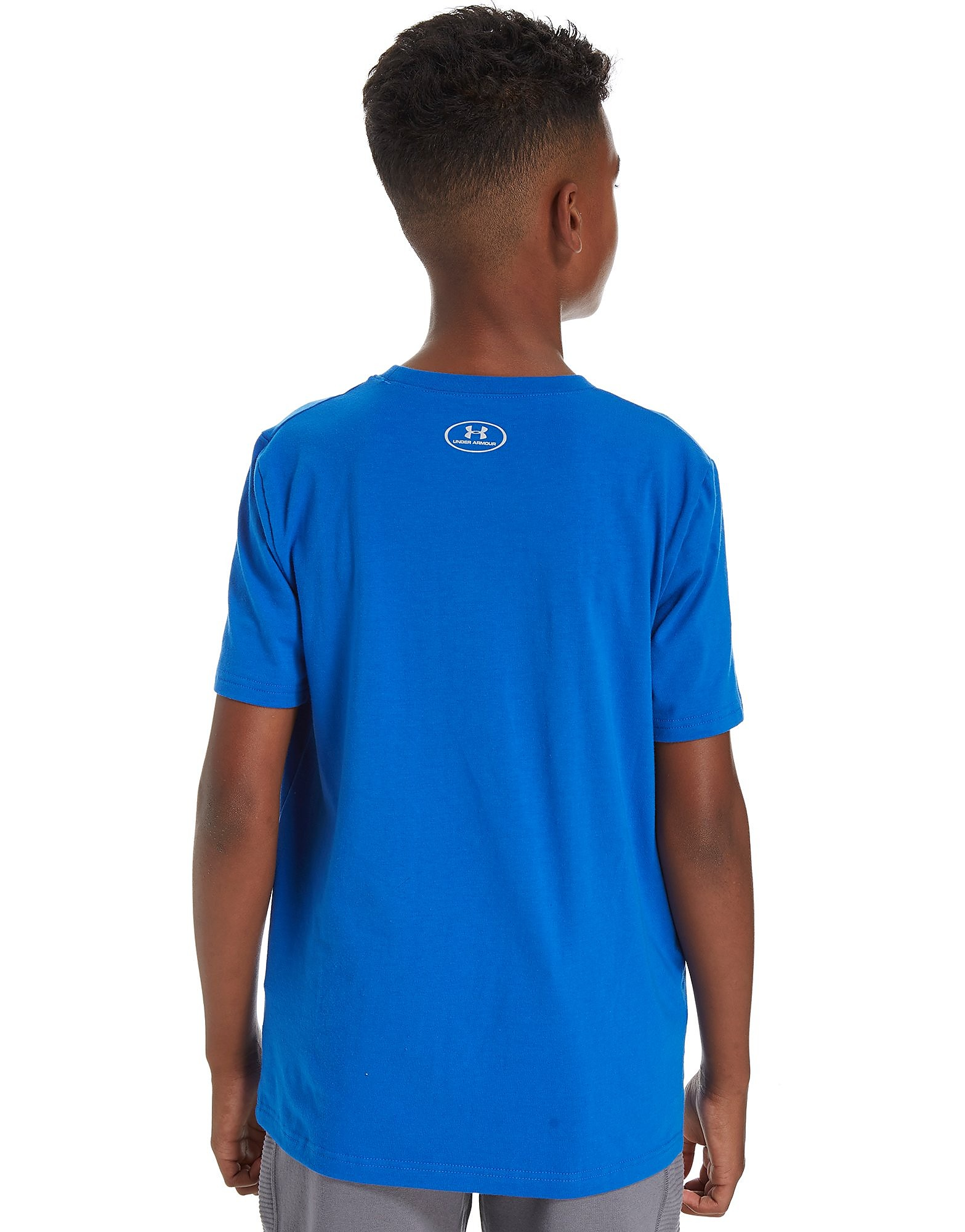 Under Armour Two Tone Logo T-Shirt Junior