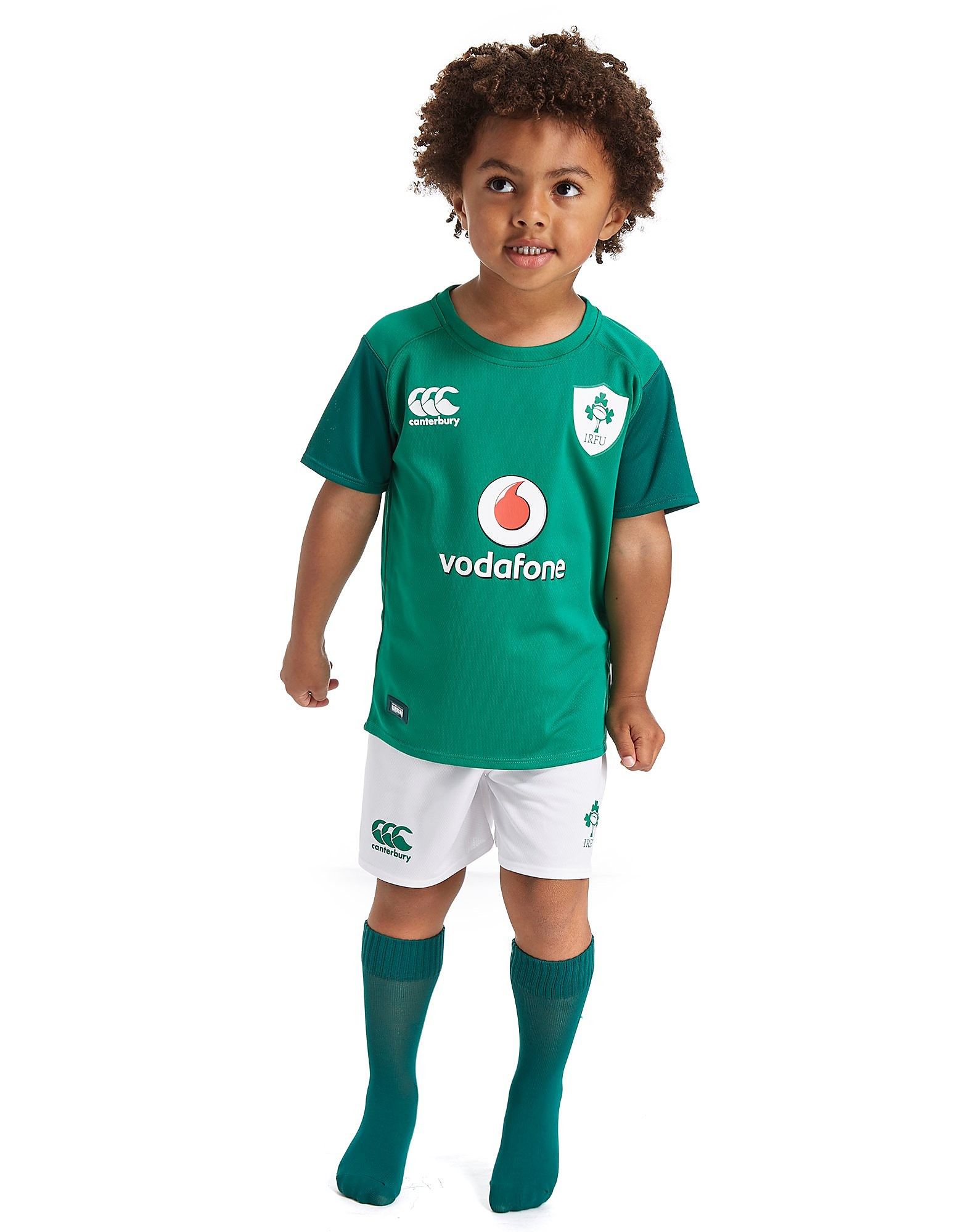 Canterbury Ireland RFU 2017 Home Kit Infant