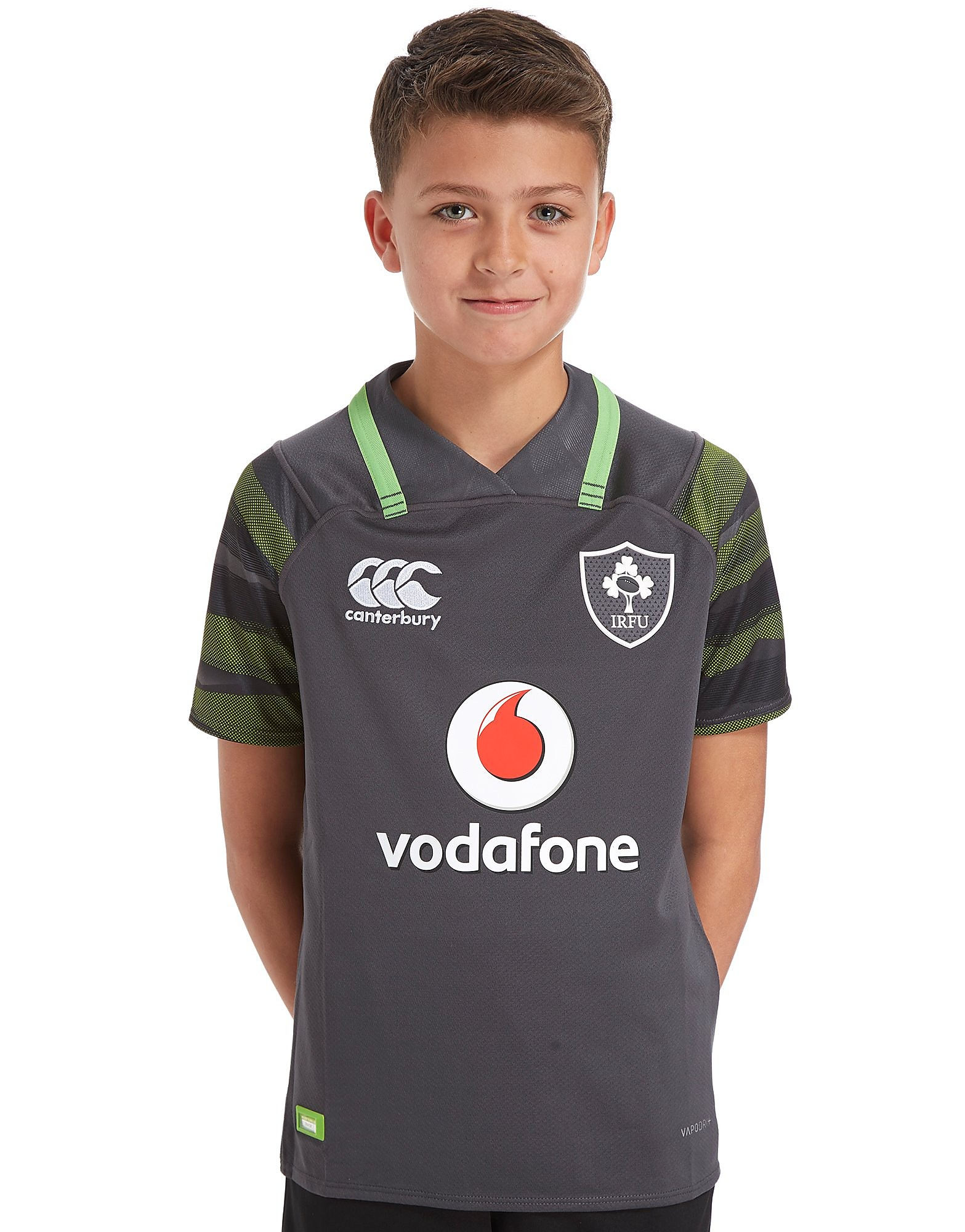 Canterbury Ireland RFU Alternate 2017/18 Shirt Junior