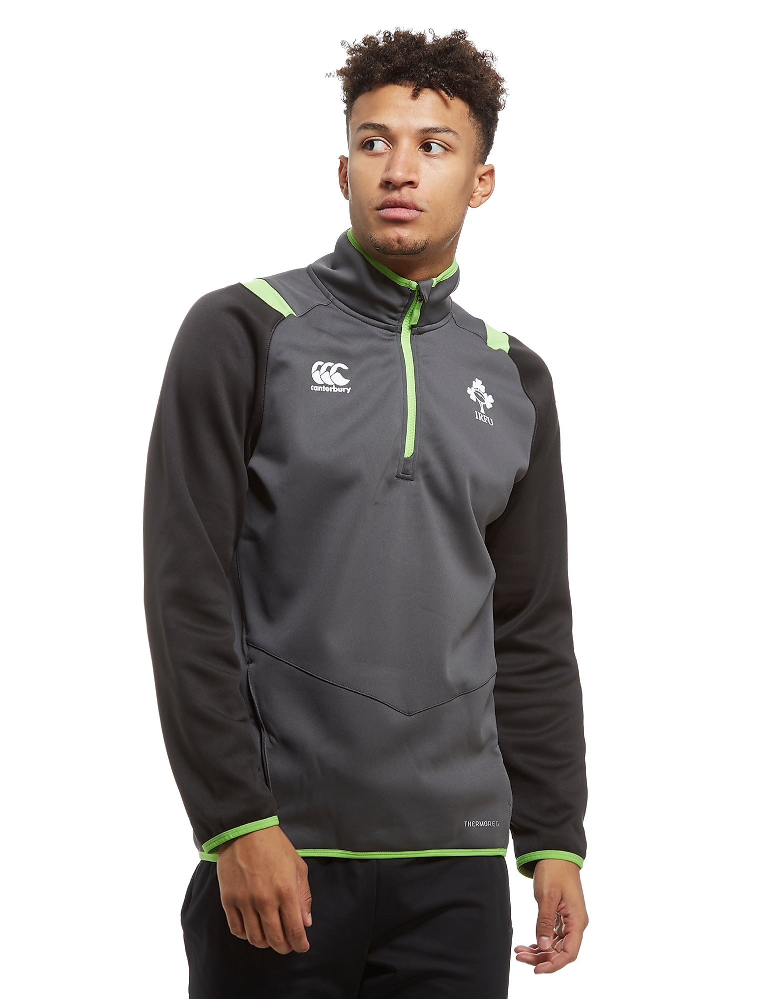 Canterbury Ireland RFU ThermoReg Half Zip Top