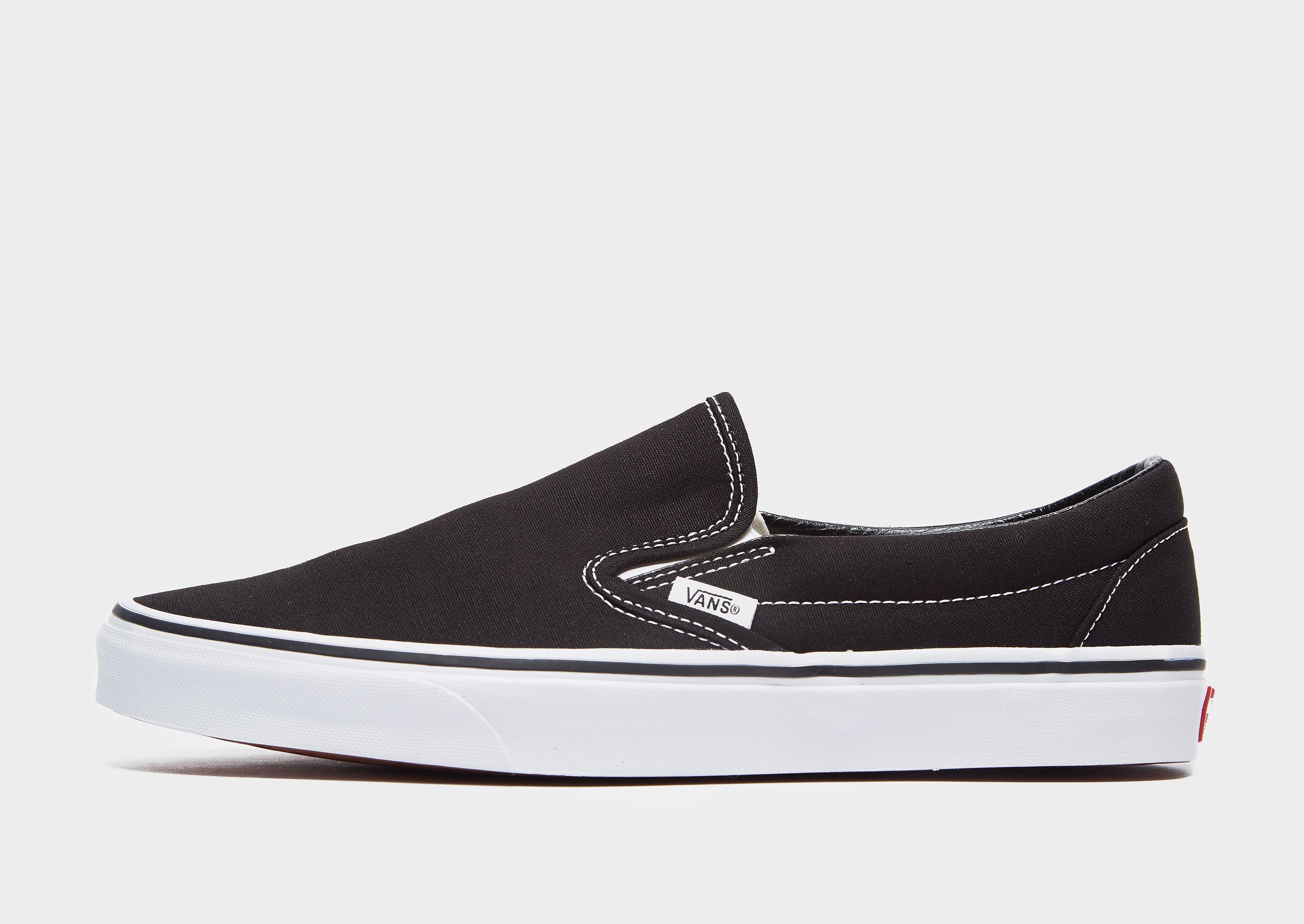 Vans Classic Slip-On herensneaker zwart