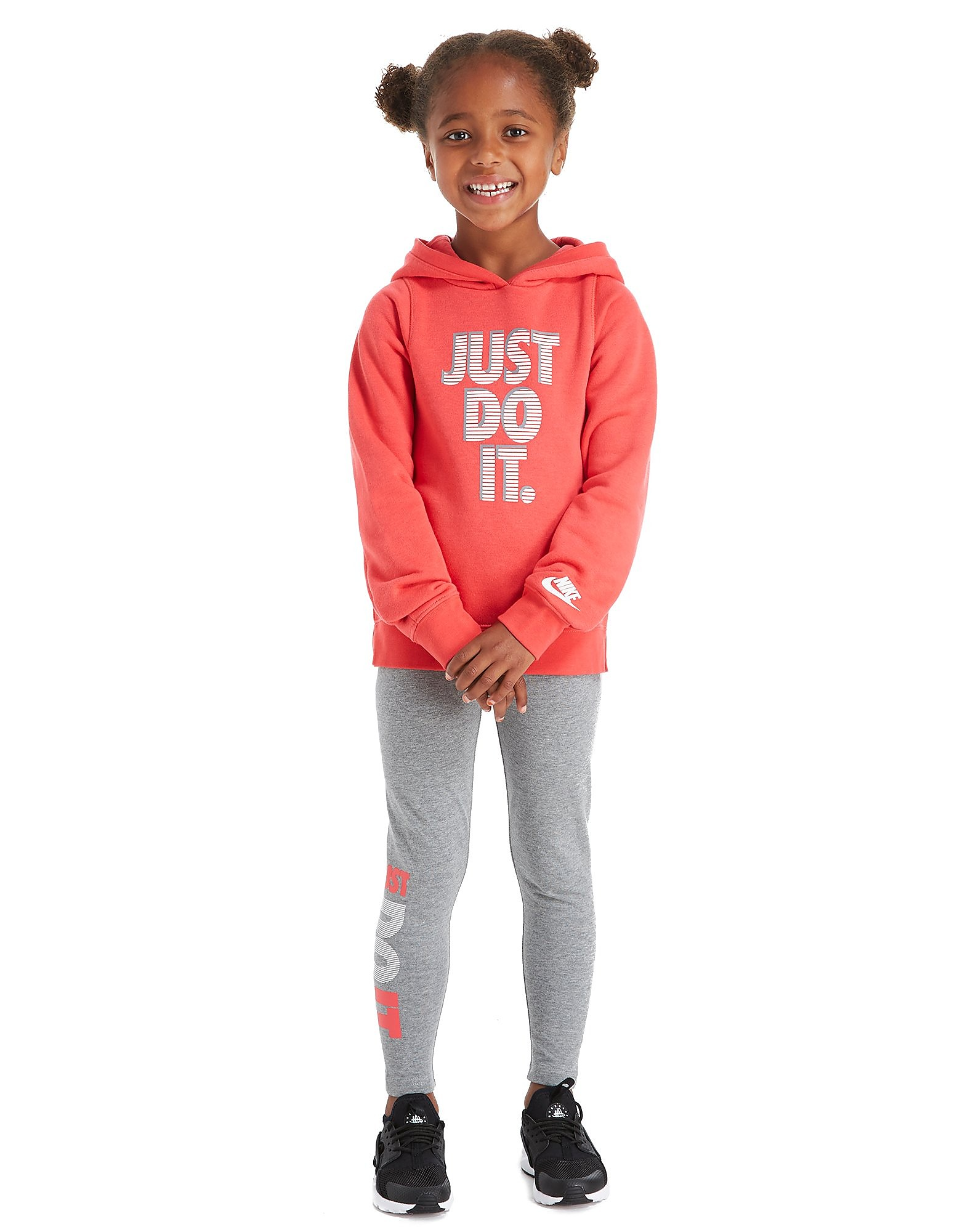 Nike Just Do It Hoody and Legging Set Girls