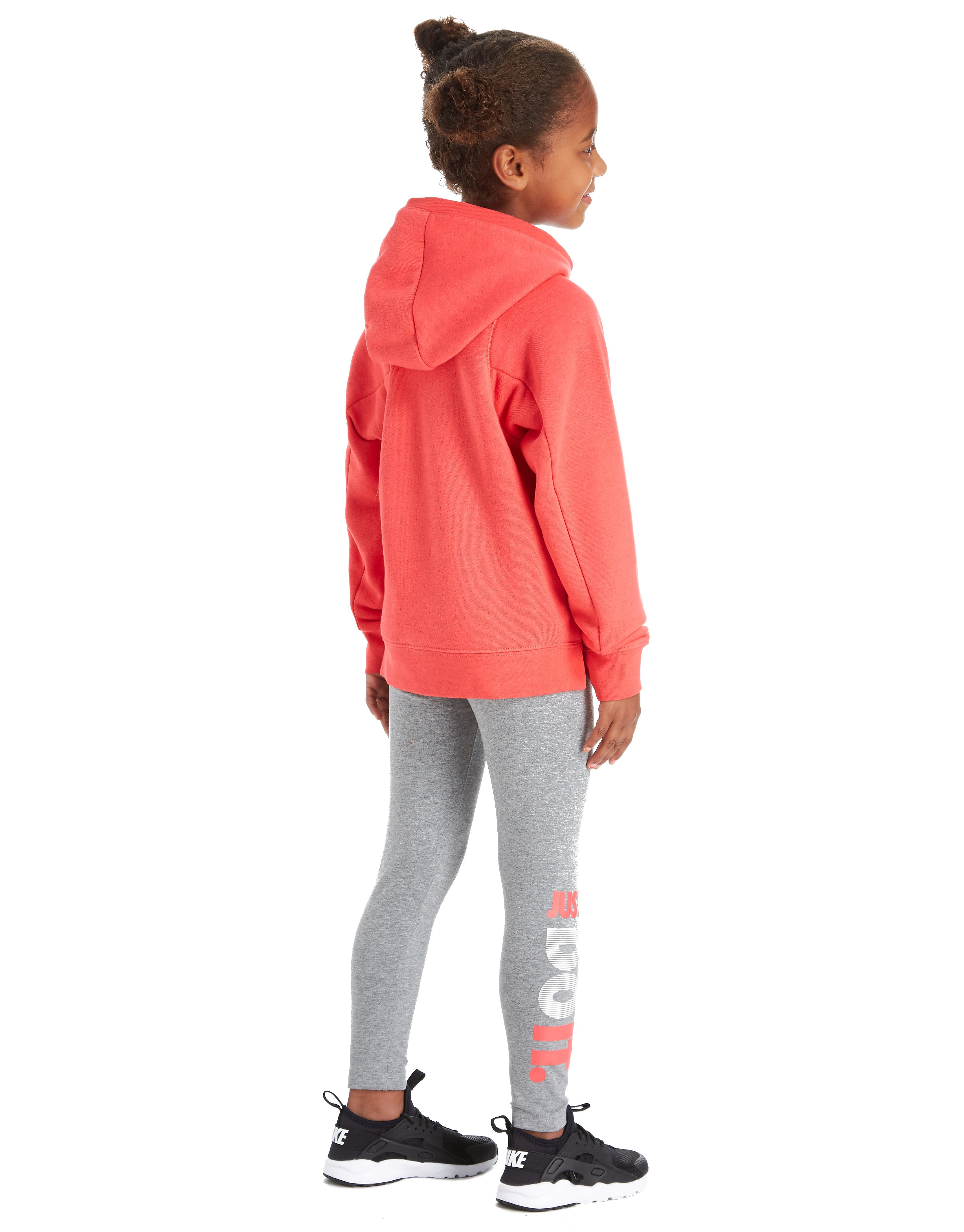 Nike Girls' Just Do It Hoodie and Legging Set Children