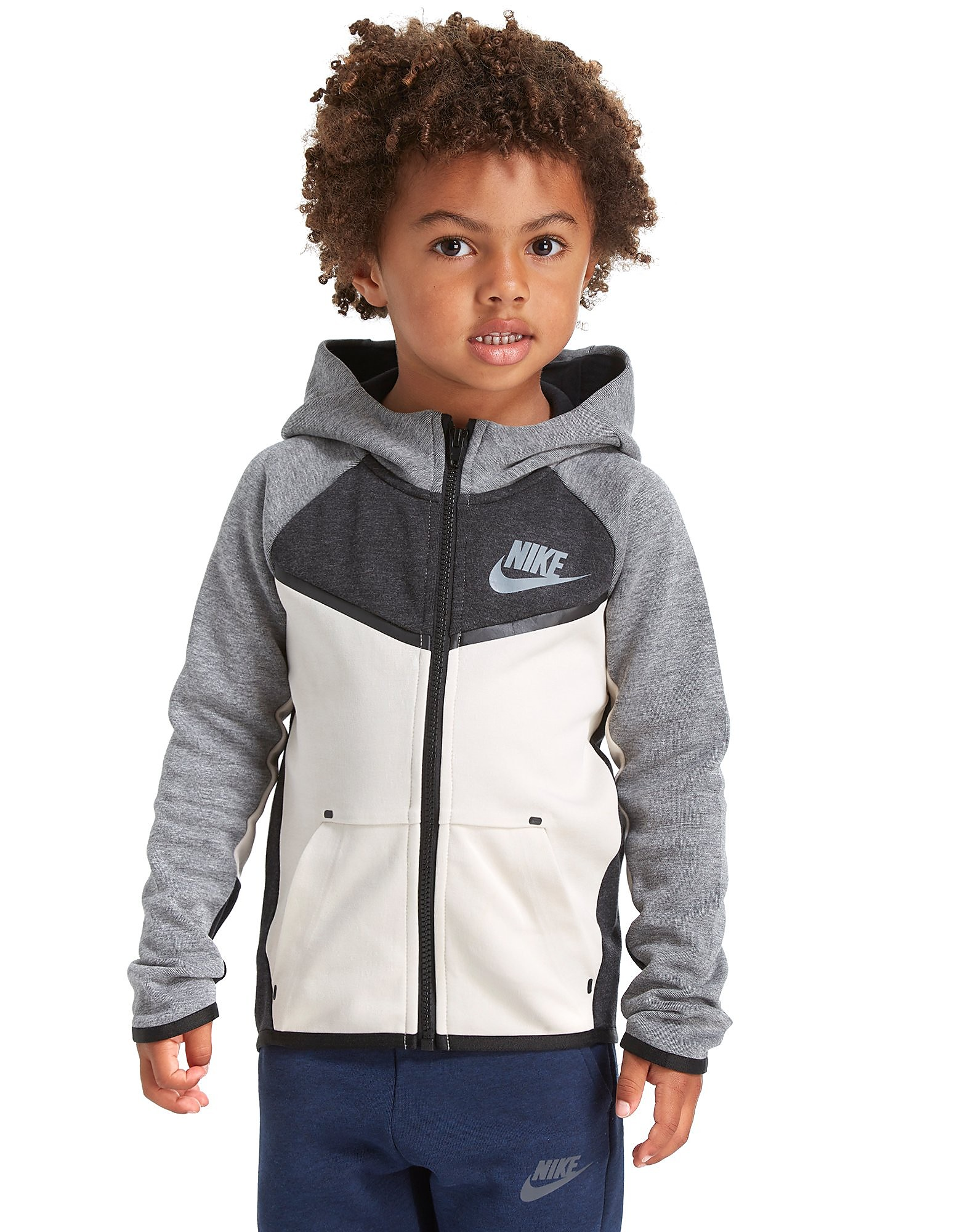 Nike Tech Fleece Full Zip Hoody Kinderen