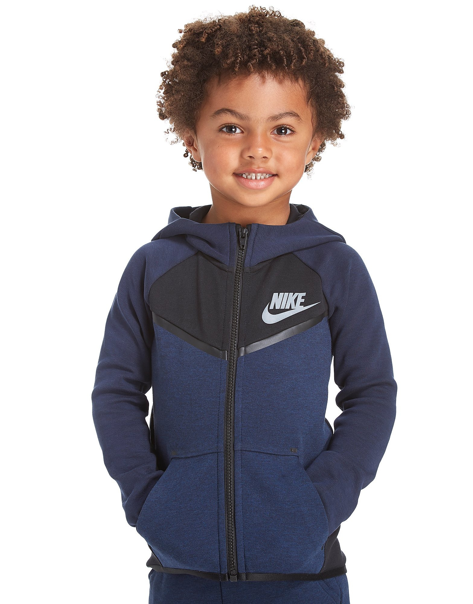 Nike SB Tech Fleece Full Zip Hoody Children