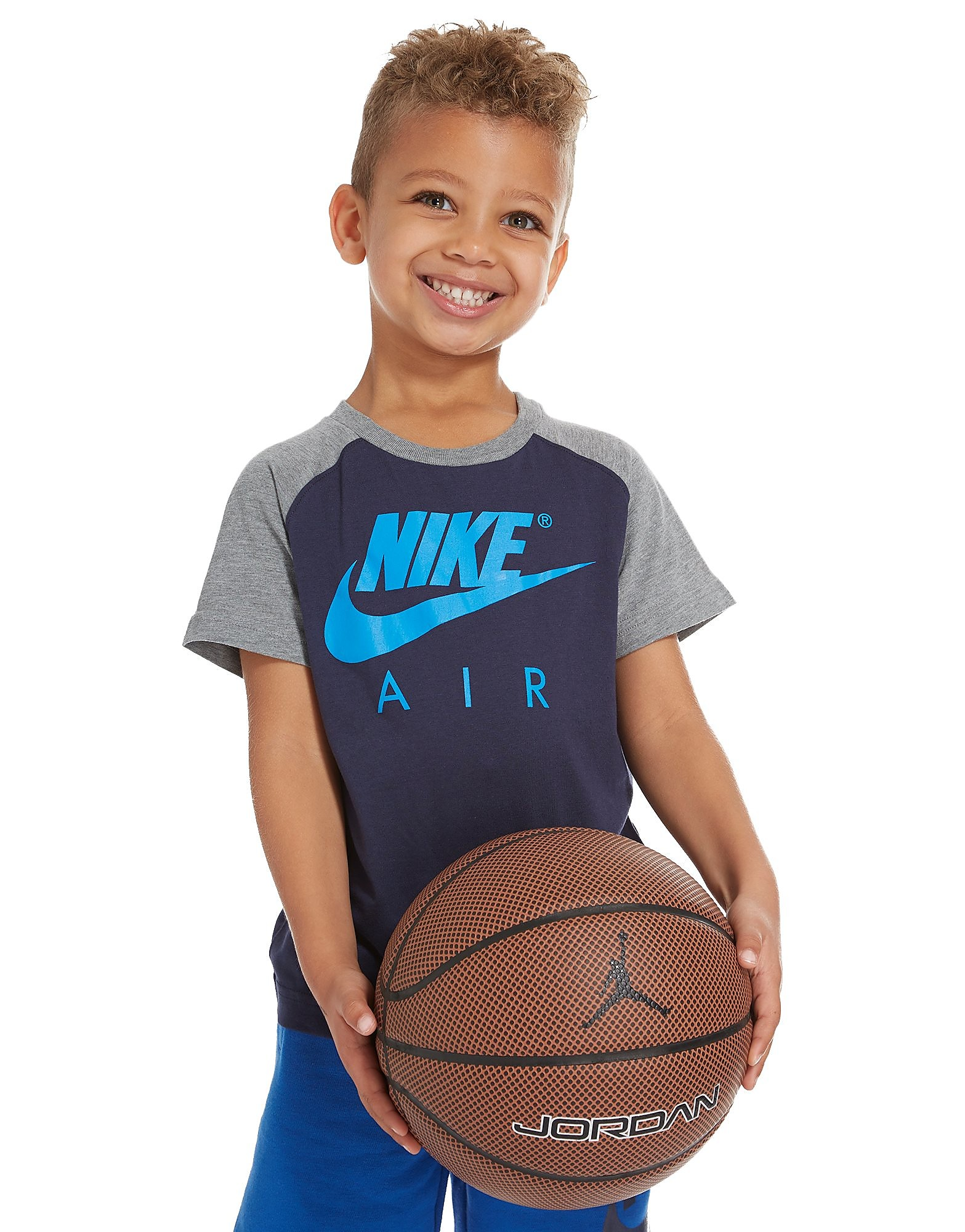 Nike SB Air Raglan Short Sleeve T-Shirt Children