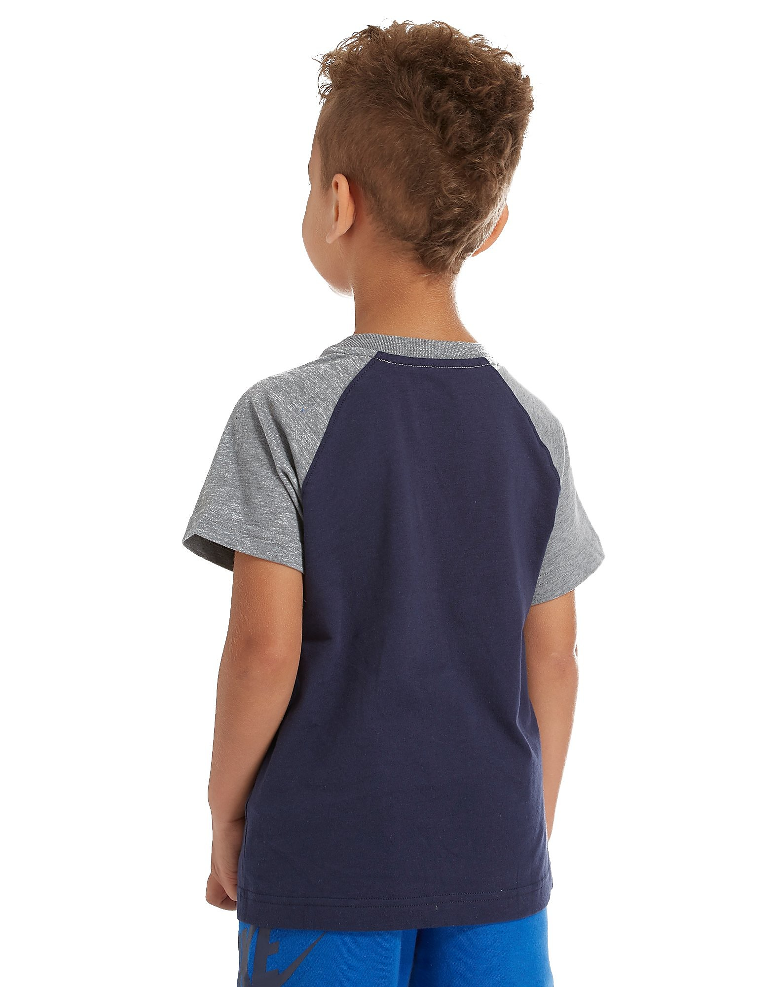 Nike SB Air Raglan Short Sleeve T-Shirt Children