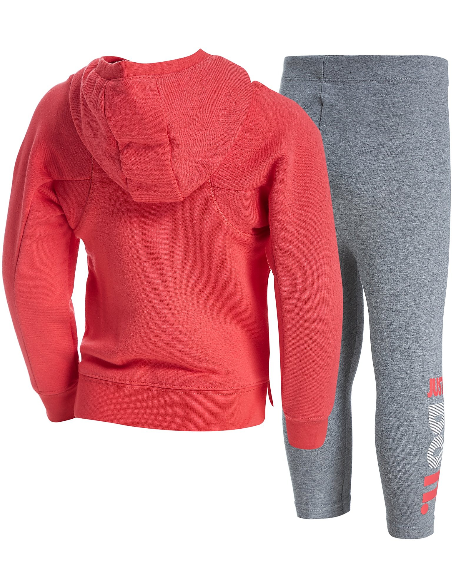 Nike Girls' Just Do It Hoody/ Leggings Set Infant