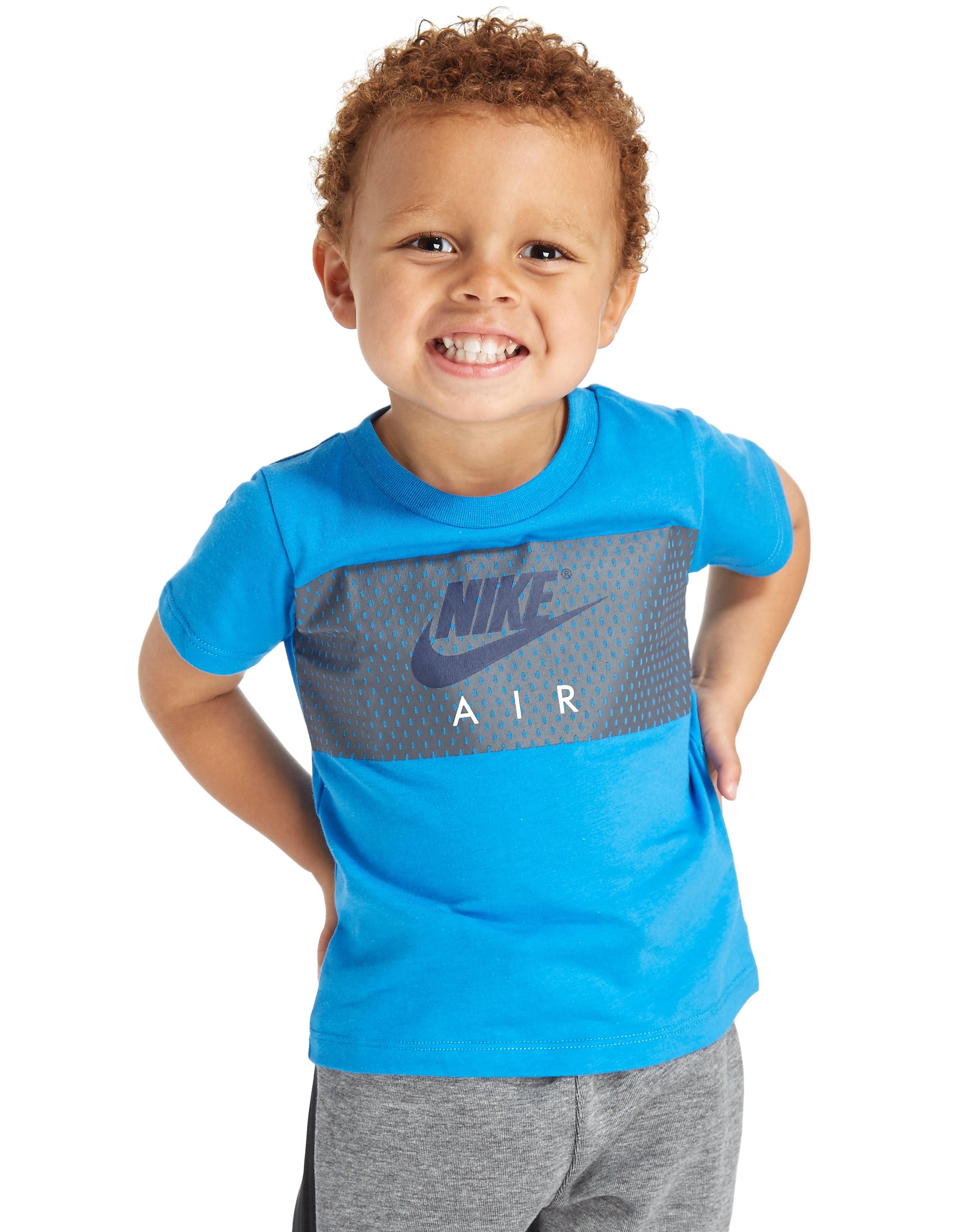 Nike Air Colour Block T-Shirt Infants'
