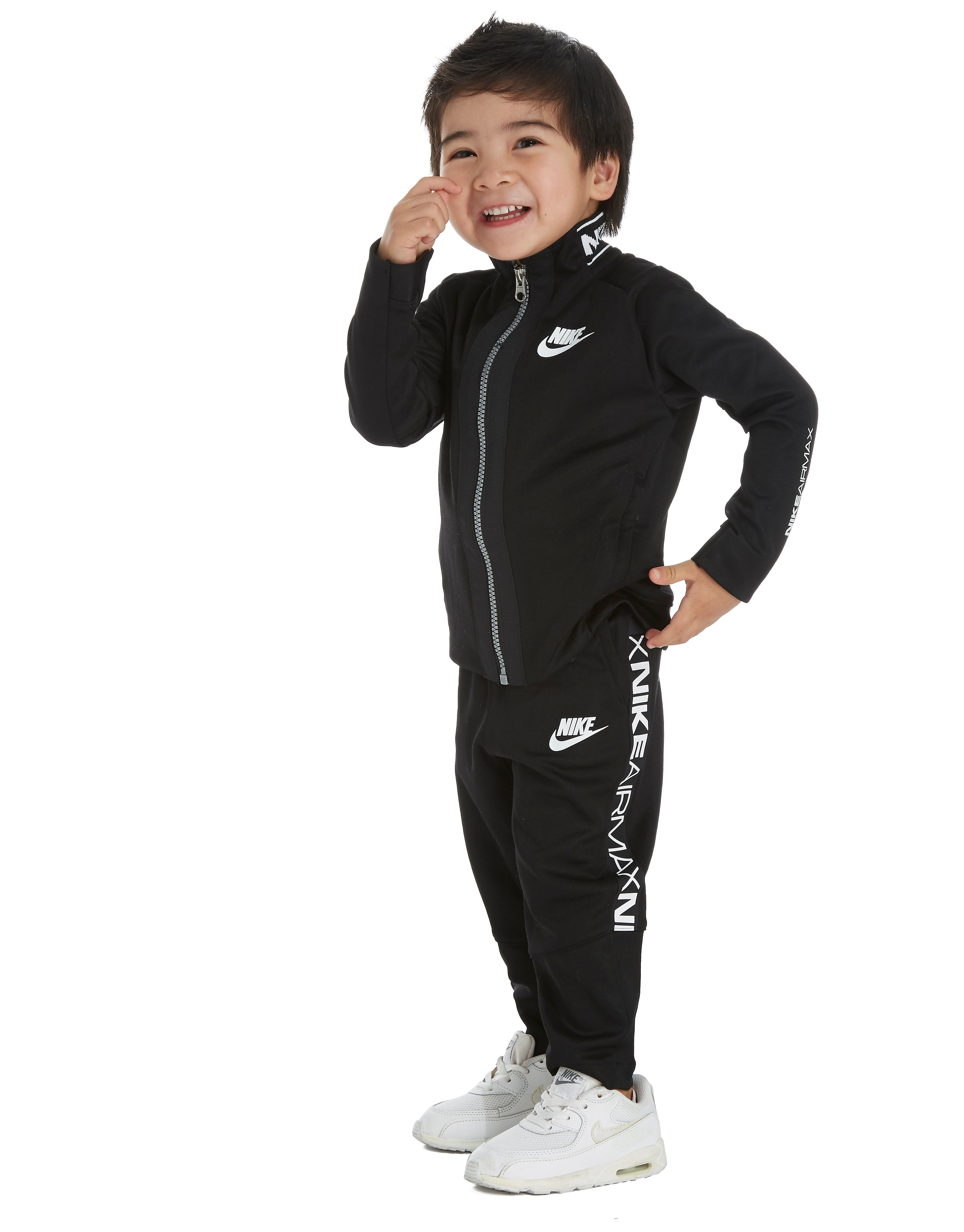 Nike Air Max Poly Tracksuit Baby's