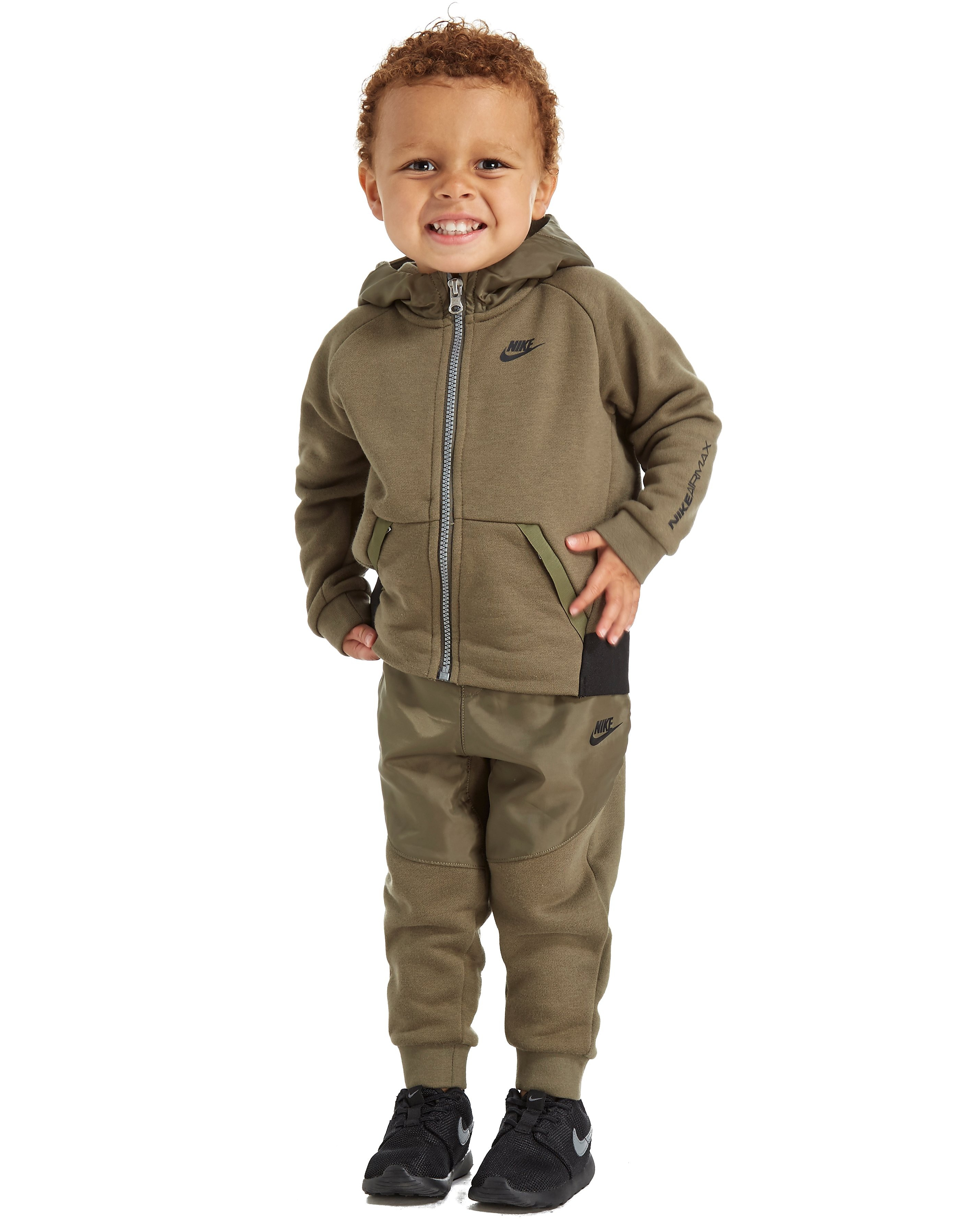 Nike Air Max Fleece Suit Infants