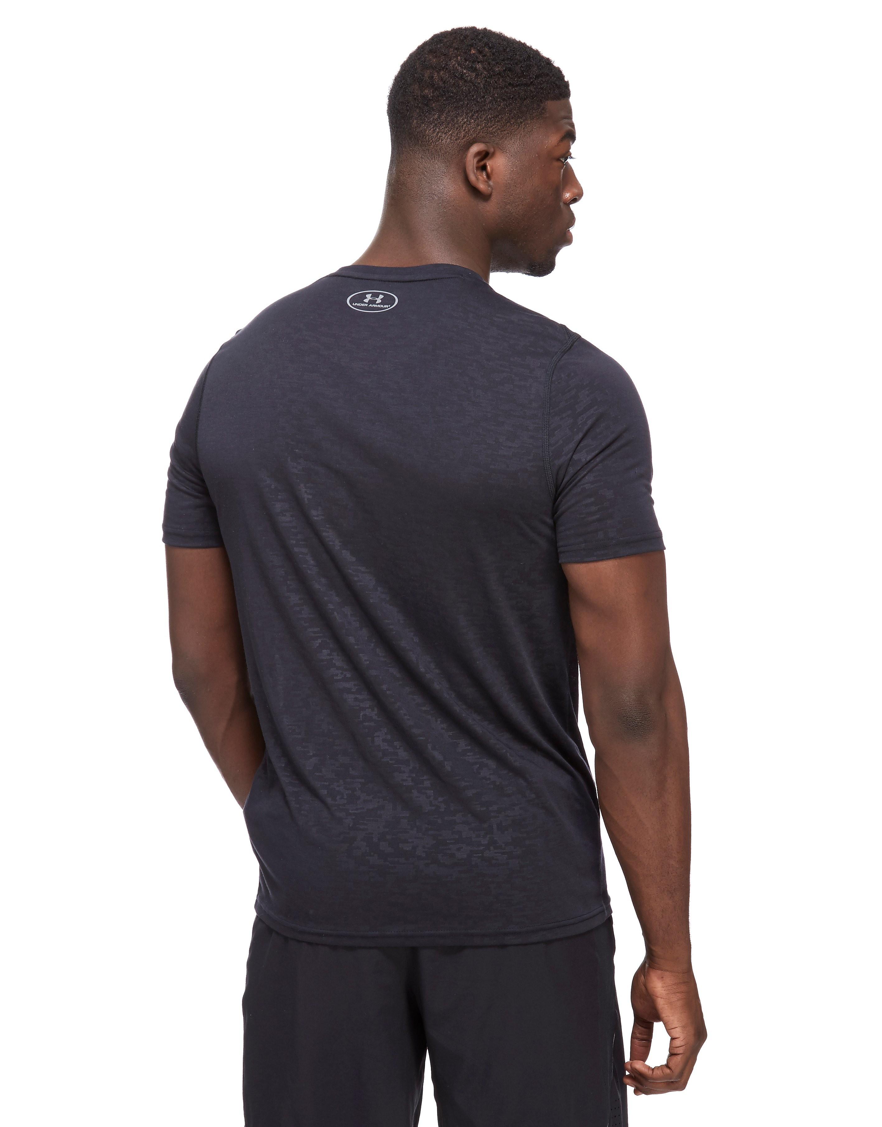Under Armour Threadborne Jacquard T-shirt