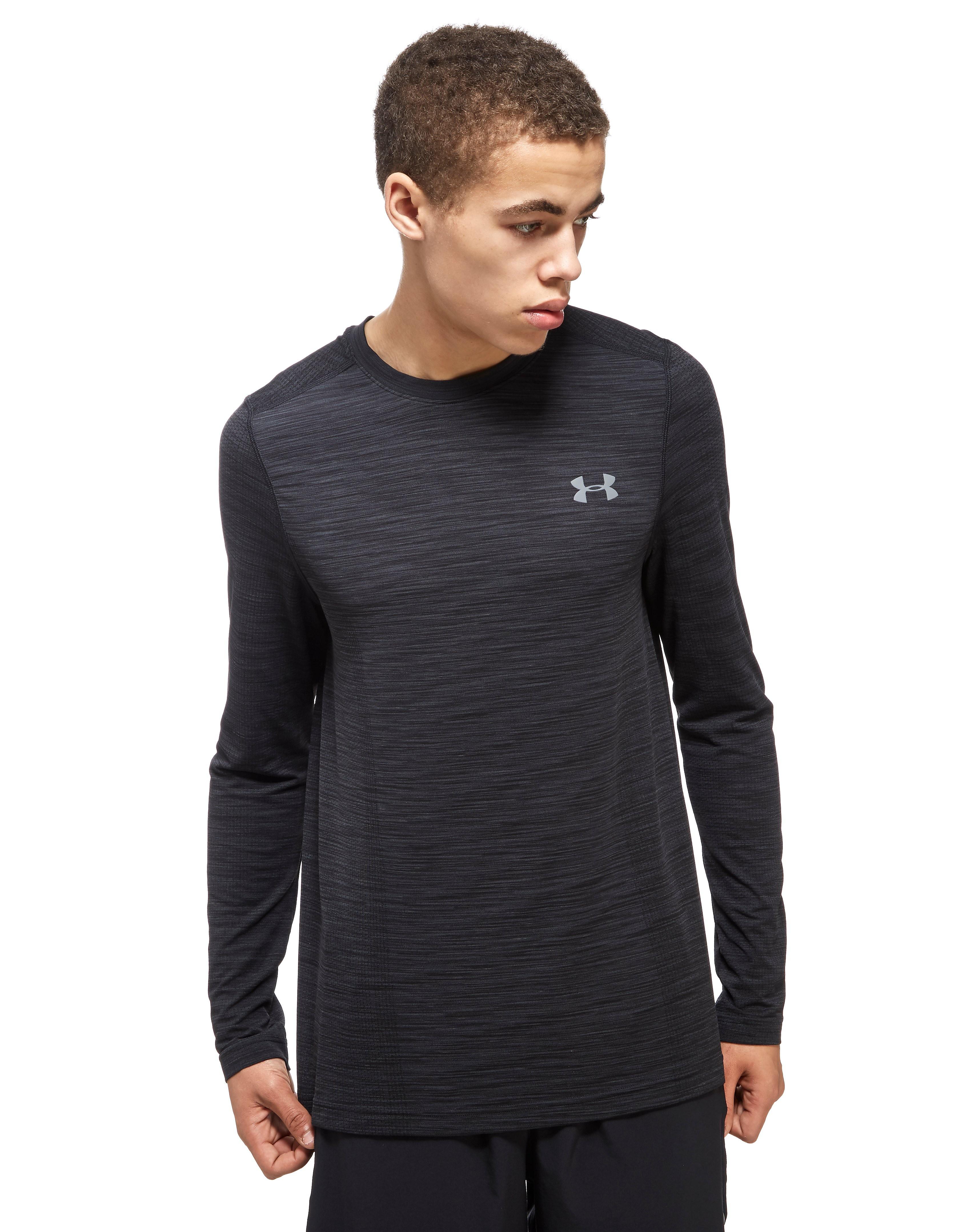 Under Armour Threadborne Long-Sleeved T-Shirt