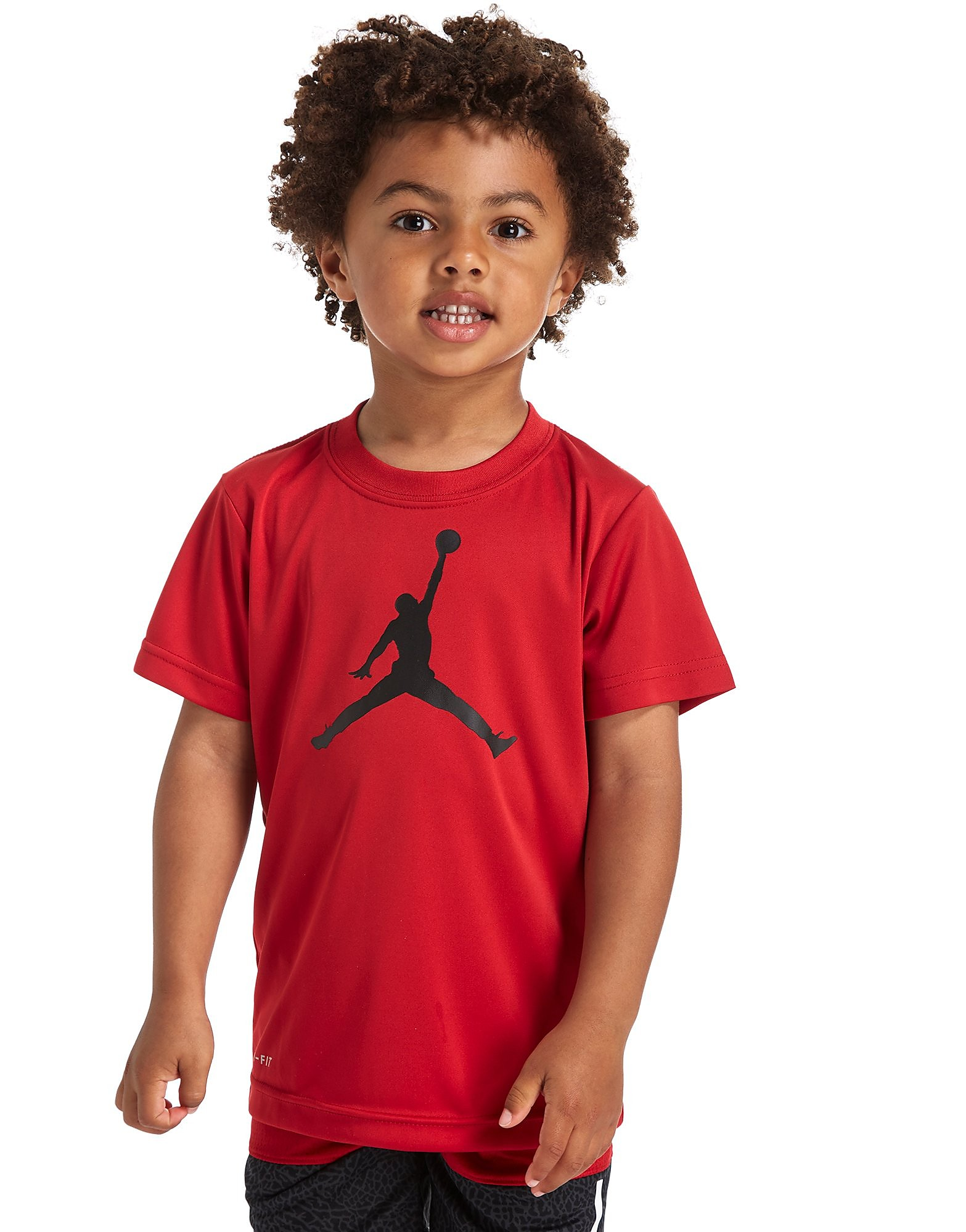 Jordan Jumpman Logo T-Shirt Children