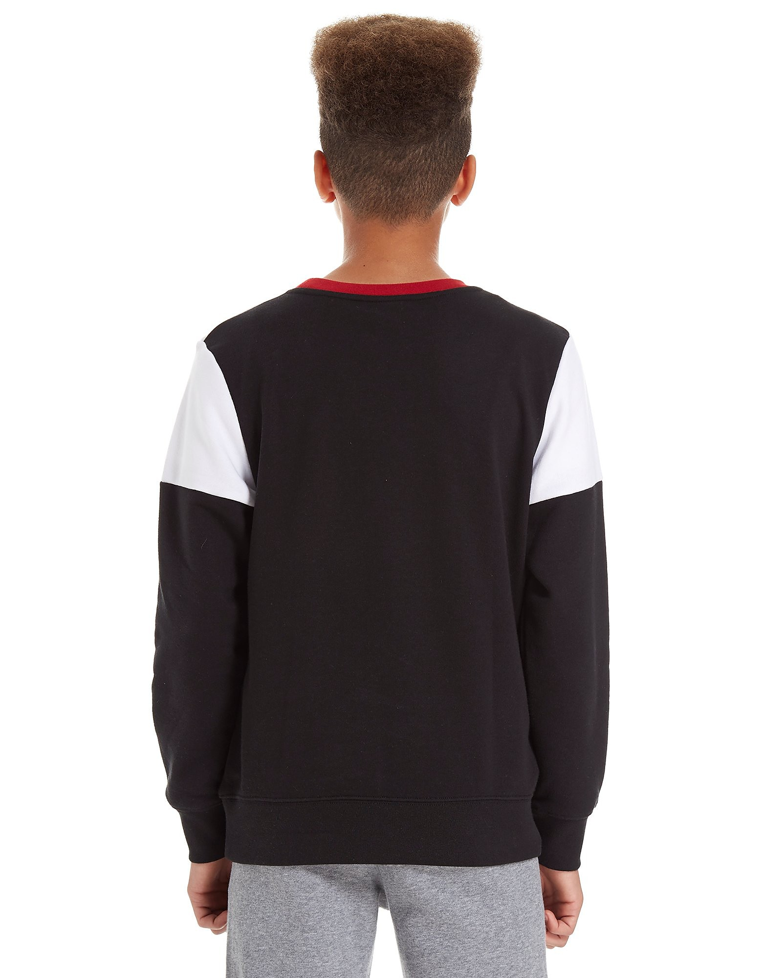 Jordan Wing It Crew Sweatshirt Junior