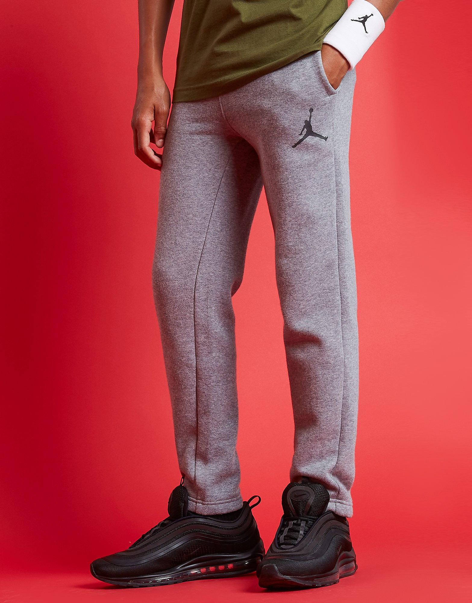 Jordan Air Fleece Pants Junior