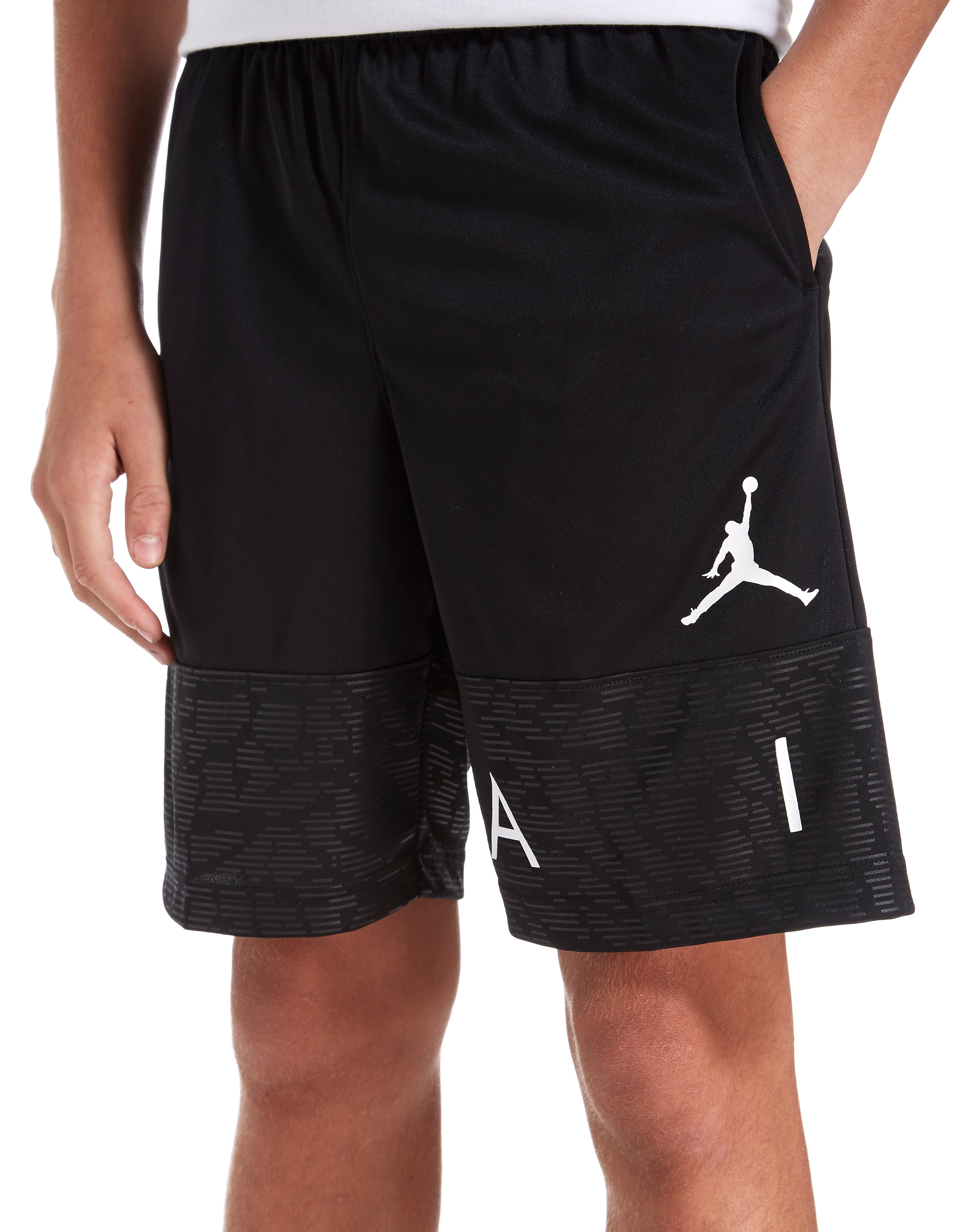 Jordan Rise Graphic Shorts Junior