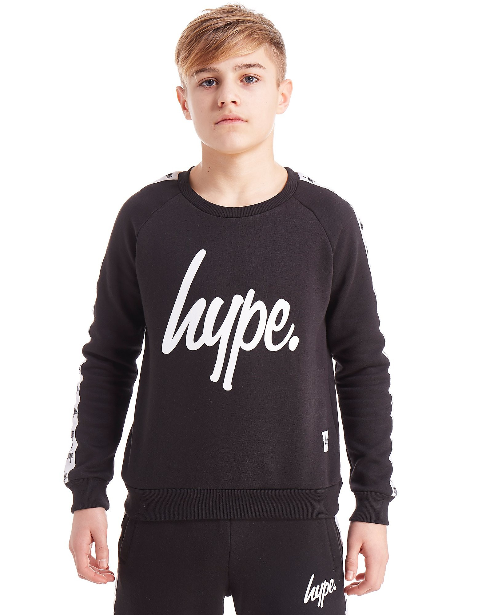 Hype Tape Crew Sweatshirt Junior