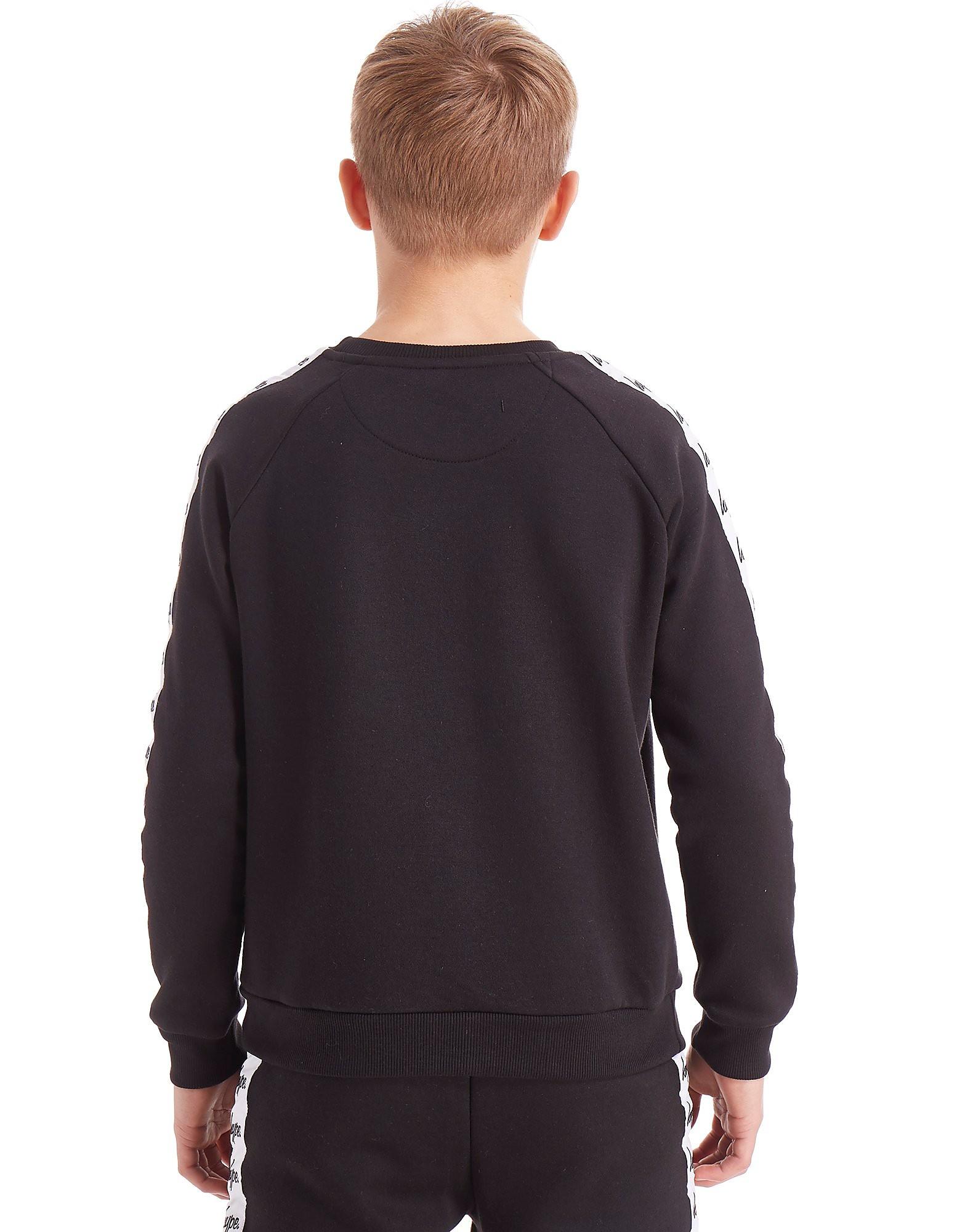 Hype Tape Crew Sweatshirt Junior