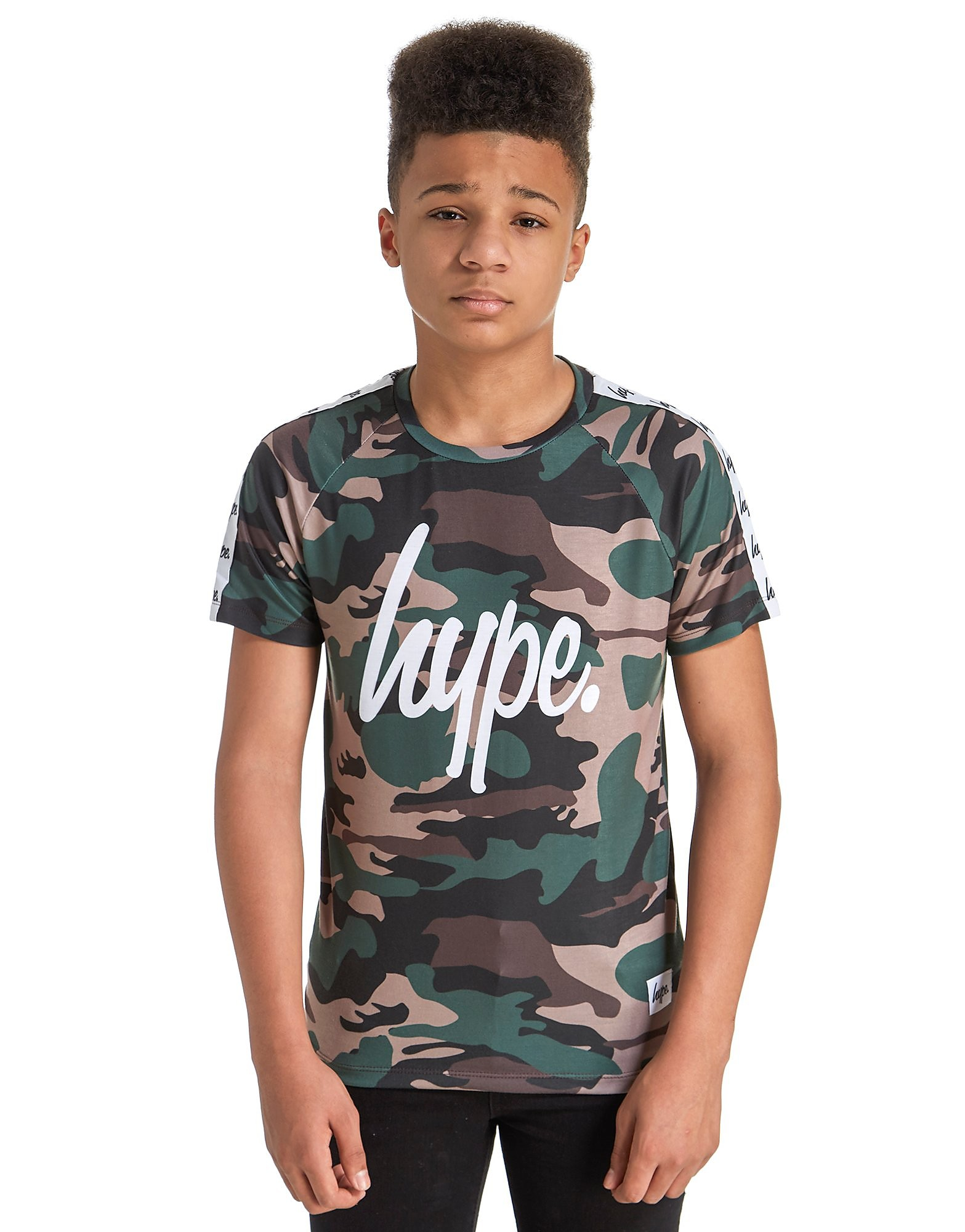 Hype Tape Camo Junior-T-Shirt