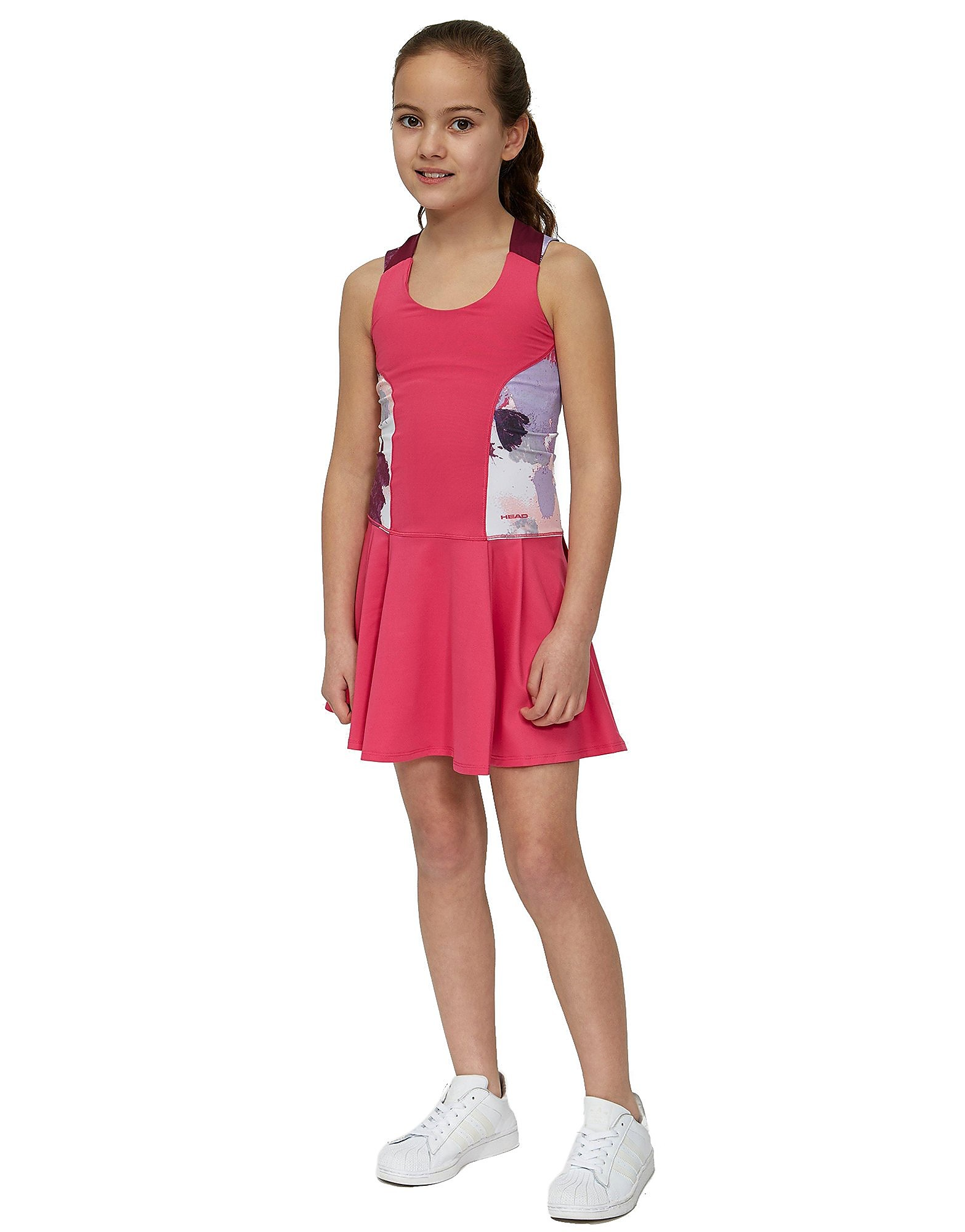 Head Vision Graphic Junior Dress