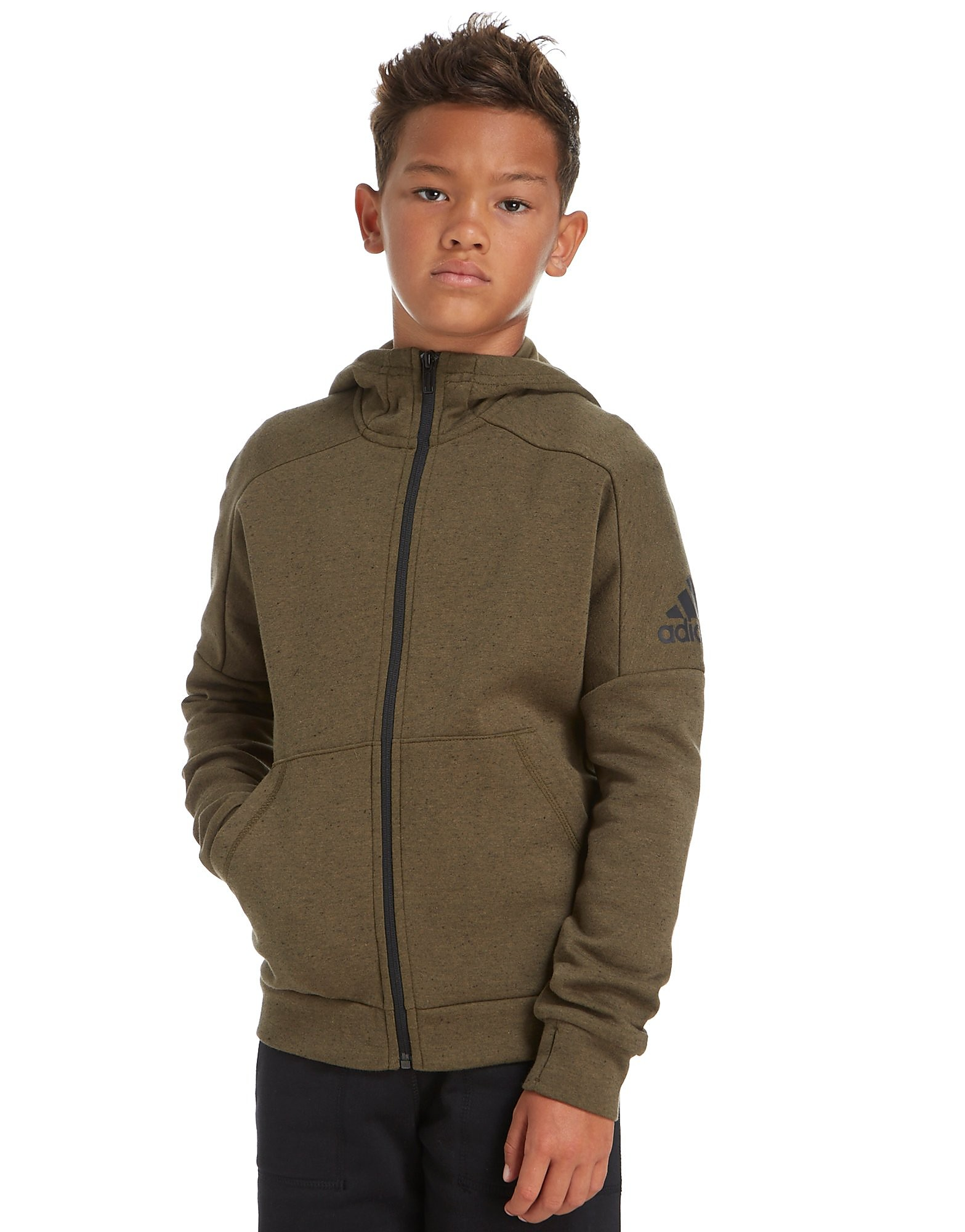 adidas ID Stadium Full Zip Hoody Junior