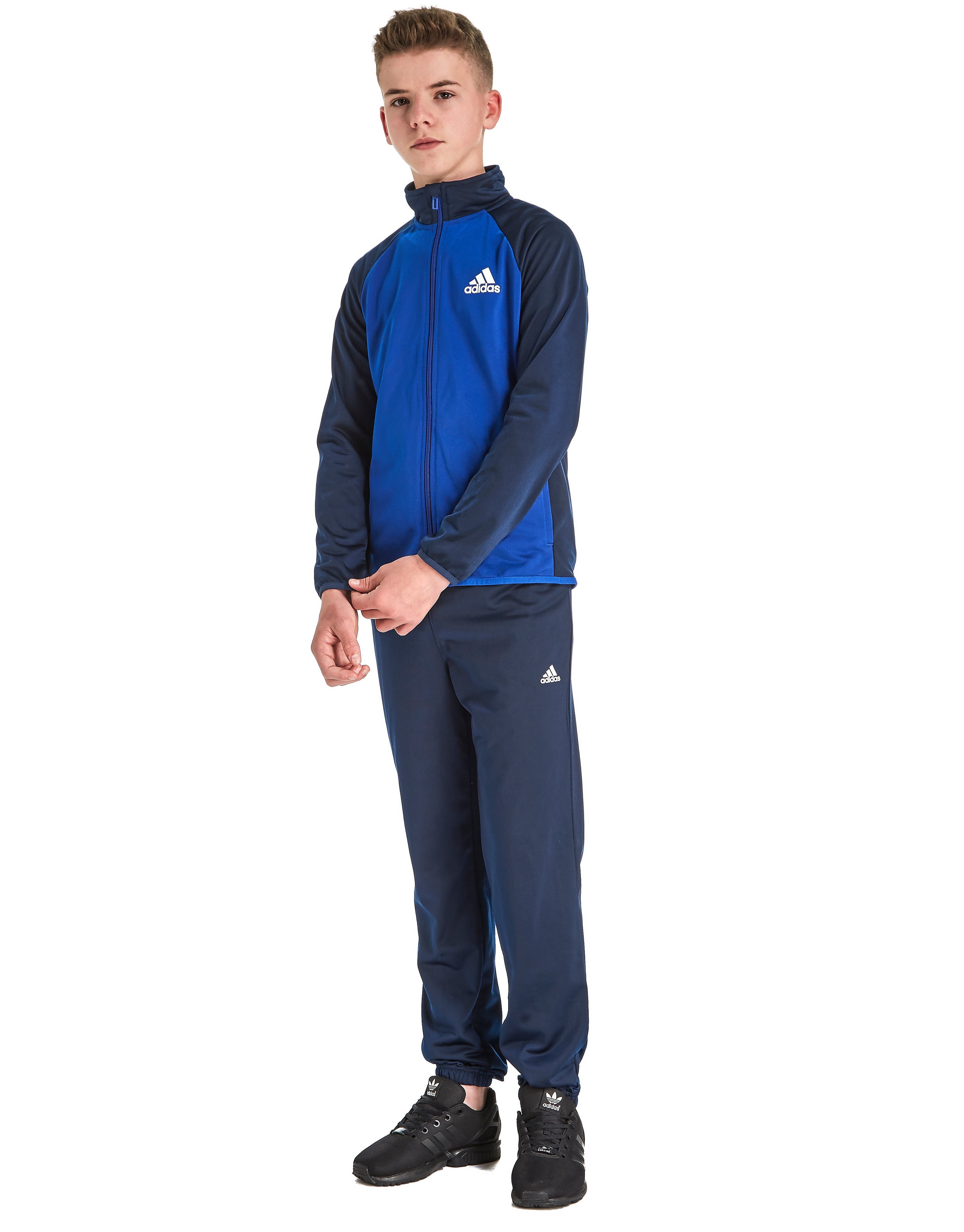 adidas Polyester Tracksuit Junior