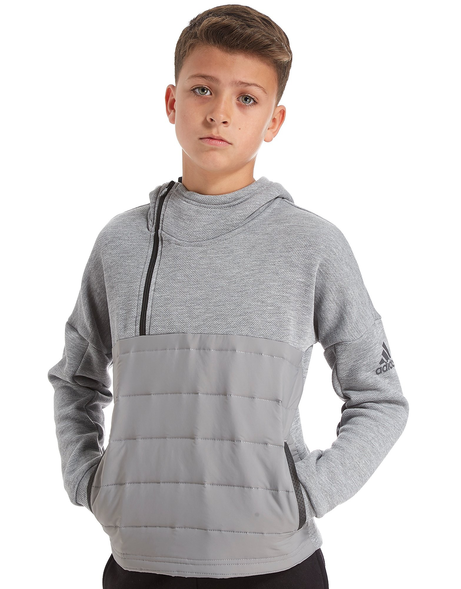 adidas Messi ¼ Zip Hoodie Junior