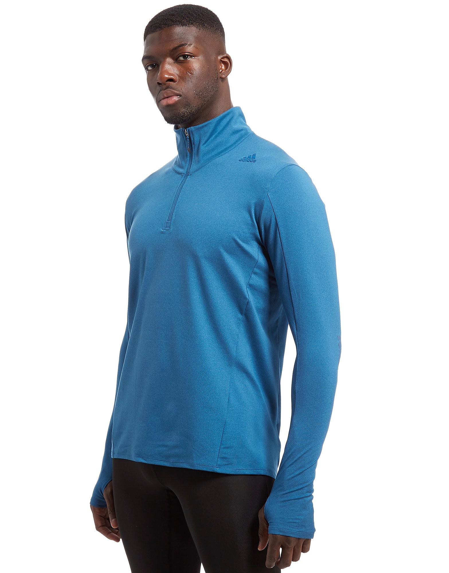 adidas Supernova 1/2 Zip Sweatshirt