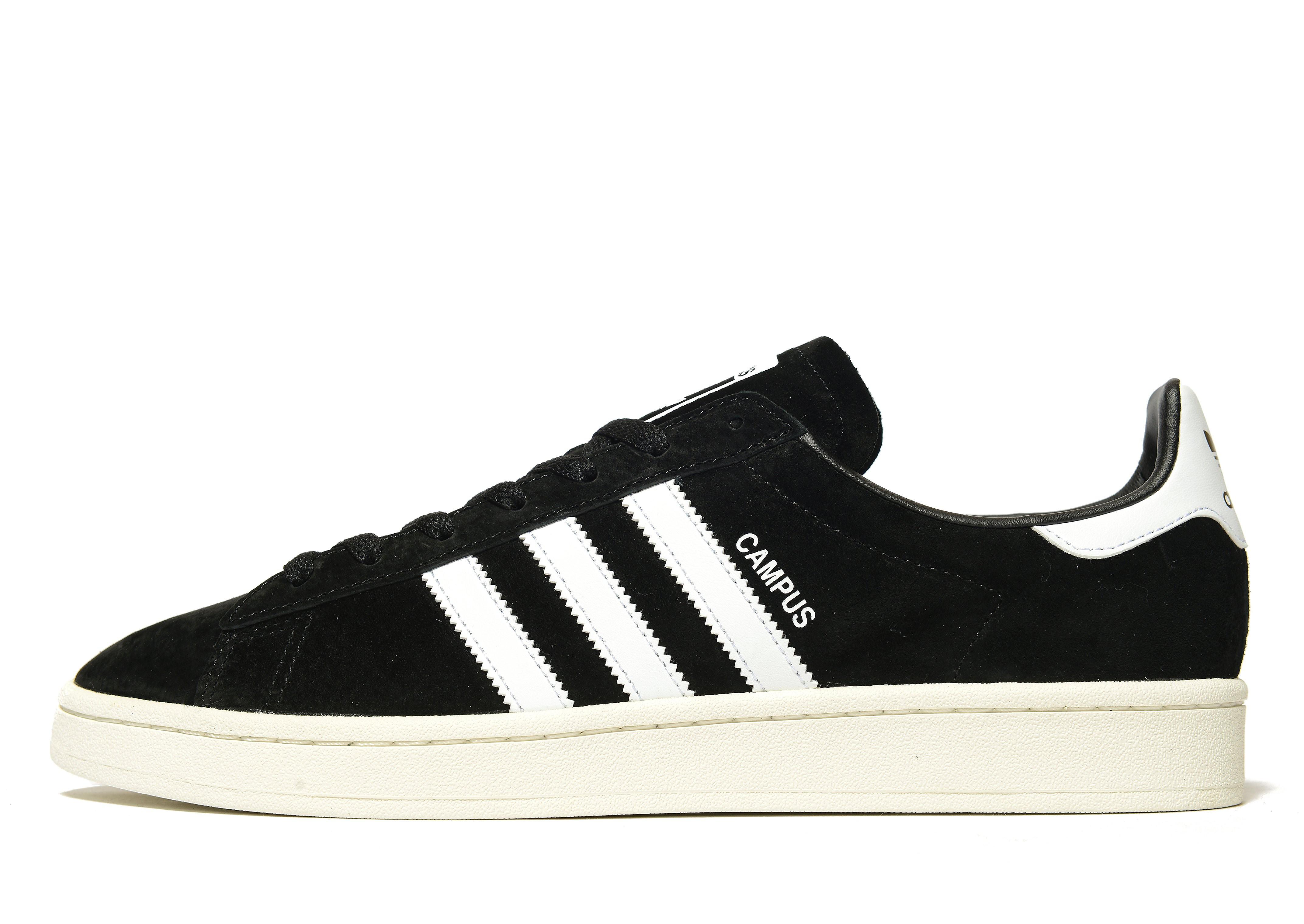 adidas Originals Campus Black White