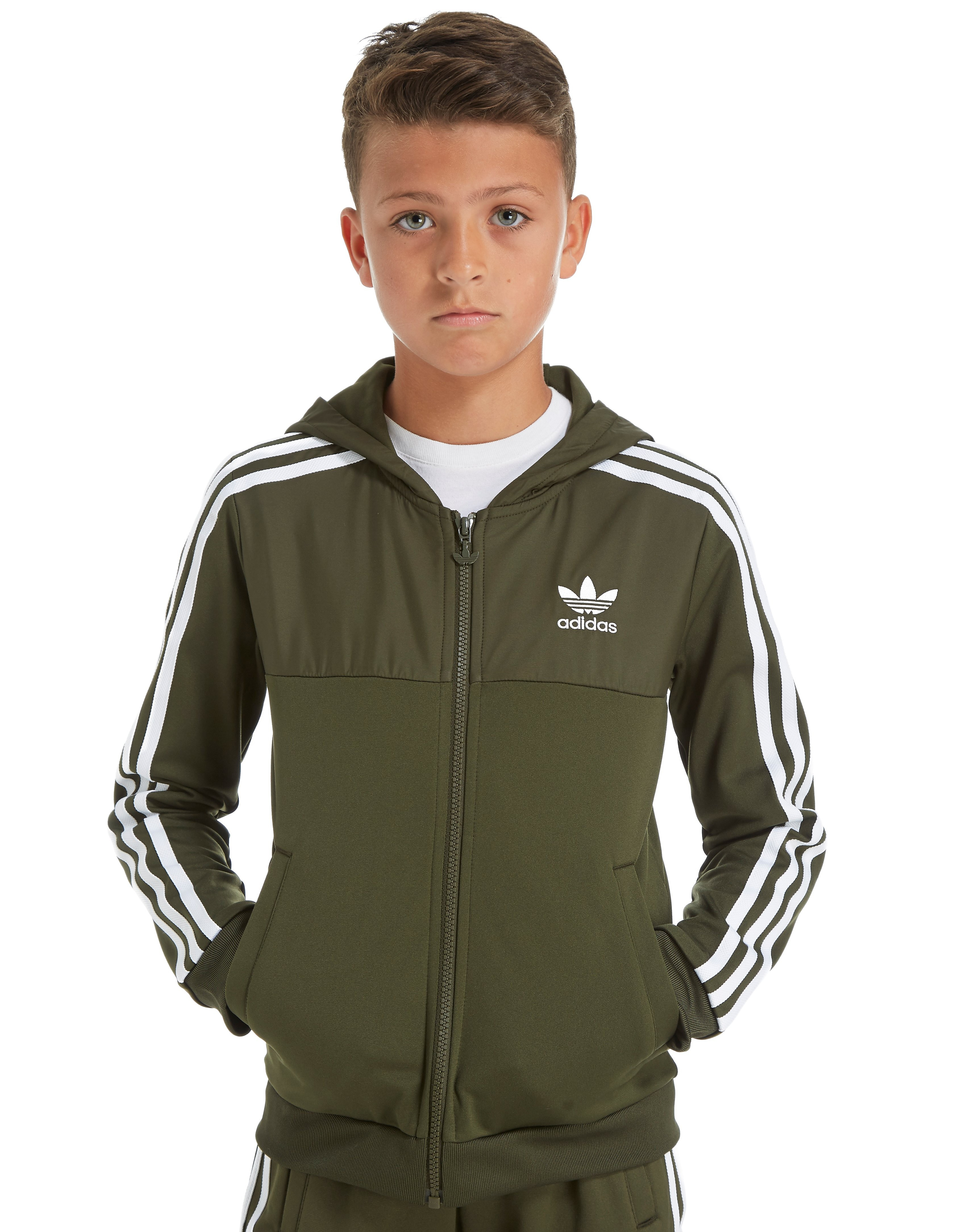 adidas Originals Overlay Hoody Junior